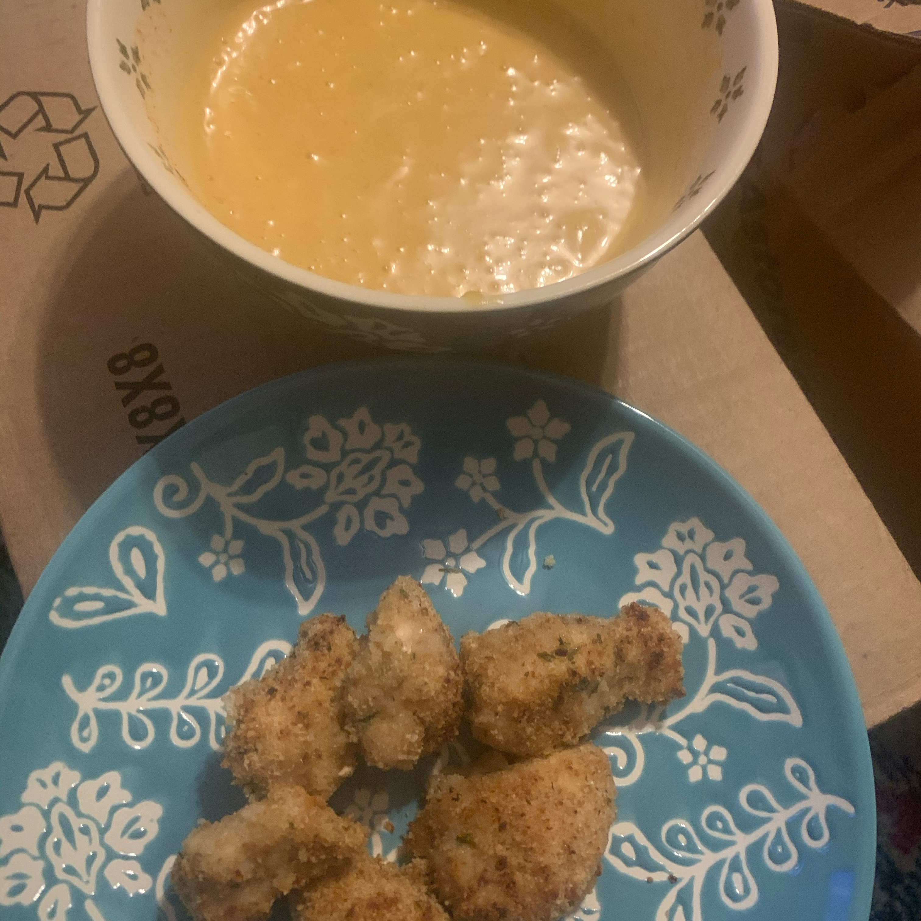 Best and Easiest Chicken Nuggets wild_or_mild