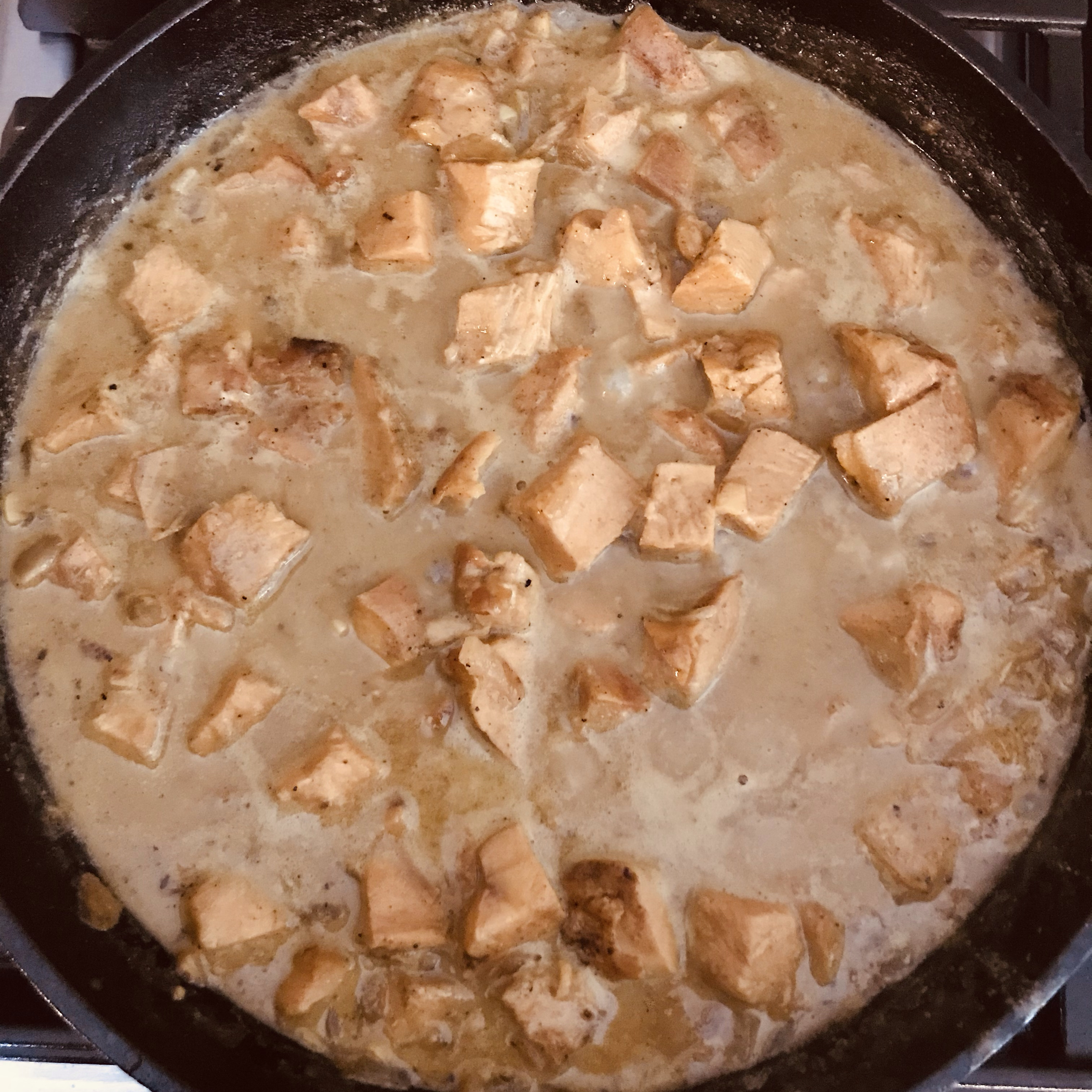 Maple Curry Chicken