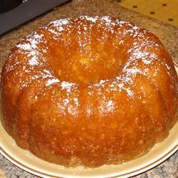 Orange Cake Sarah
