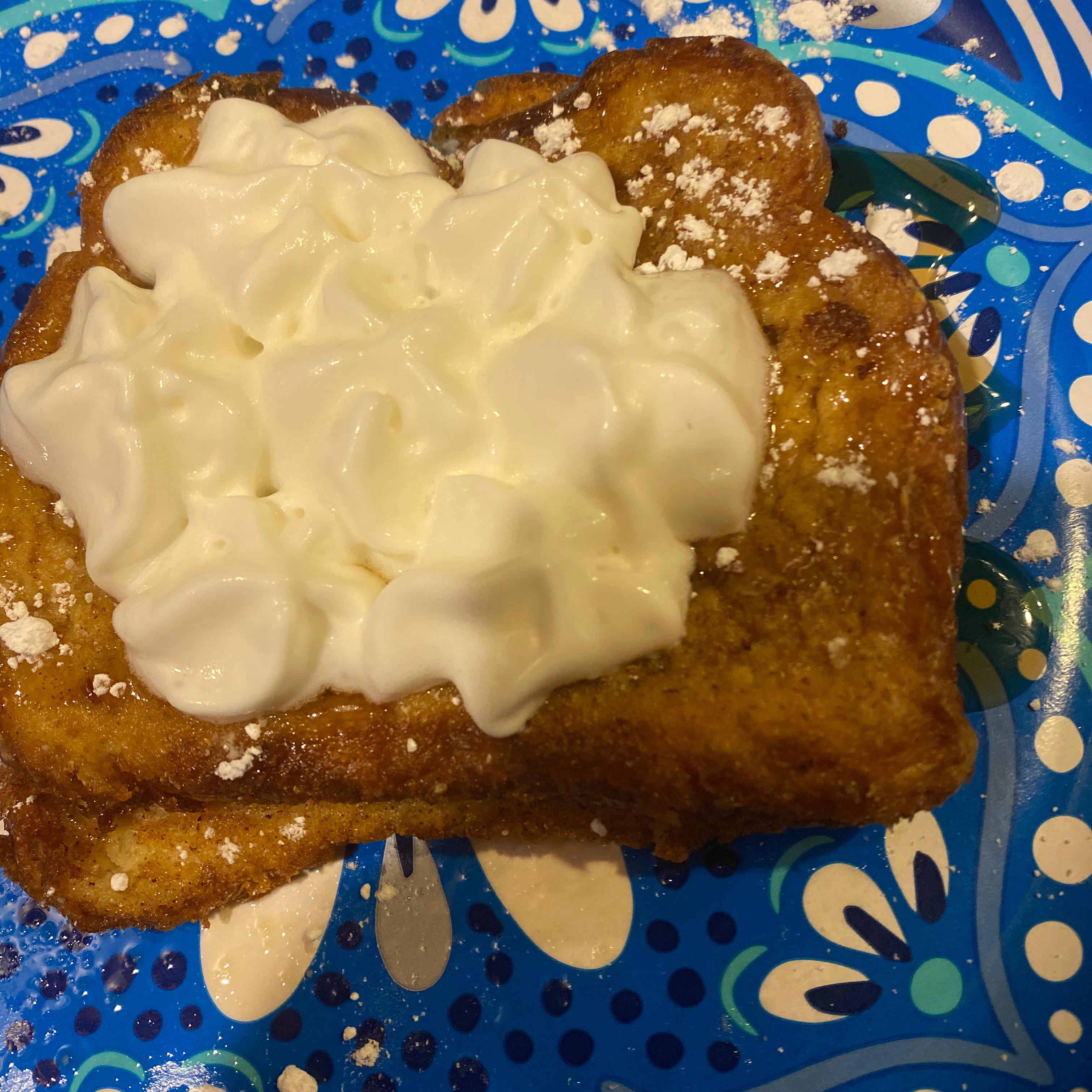 French Toast I kyndra