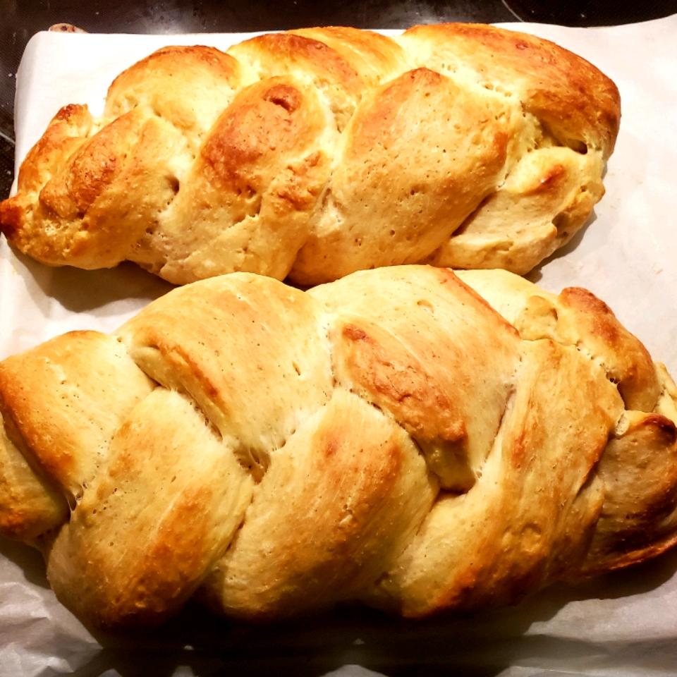 Challah in a Hurry