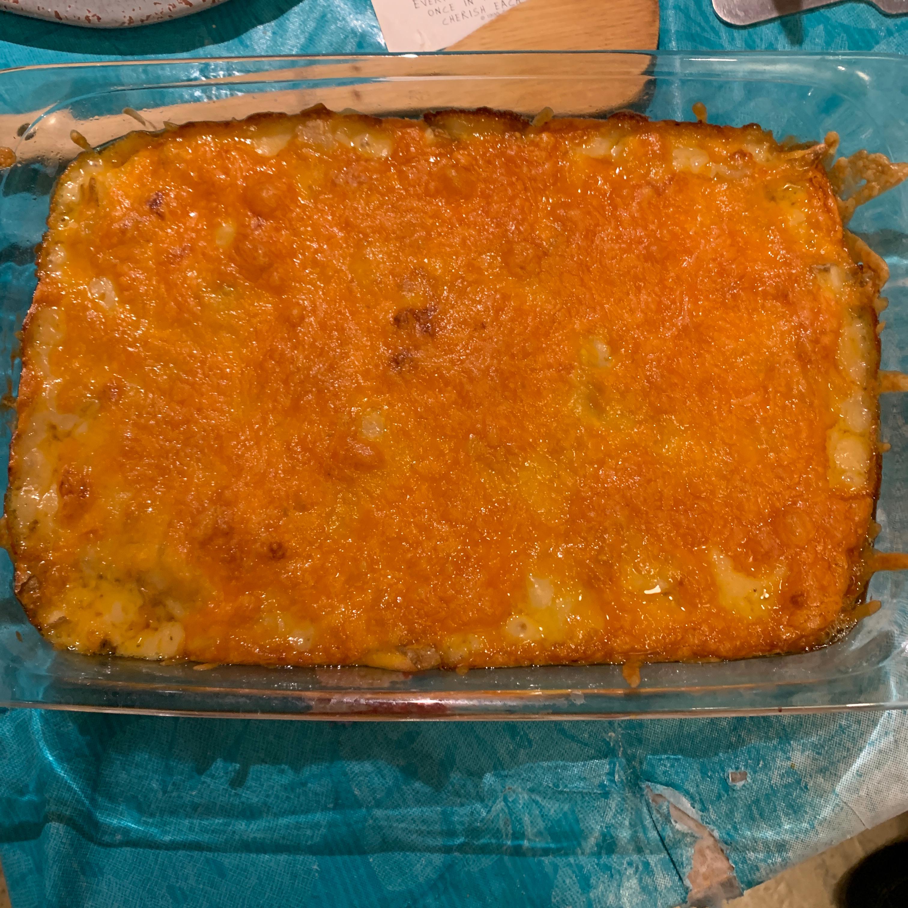 Mama Moe's Scalloped Potatoes Ashley Nichole Ziemke