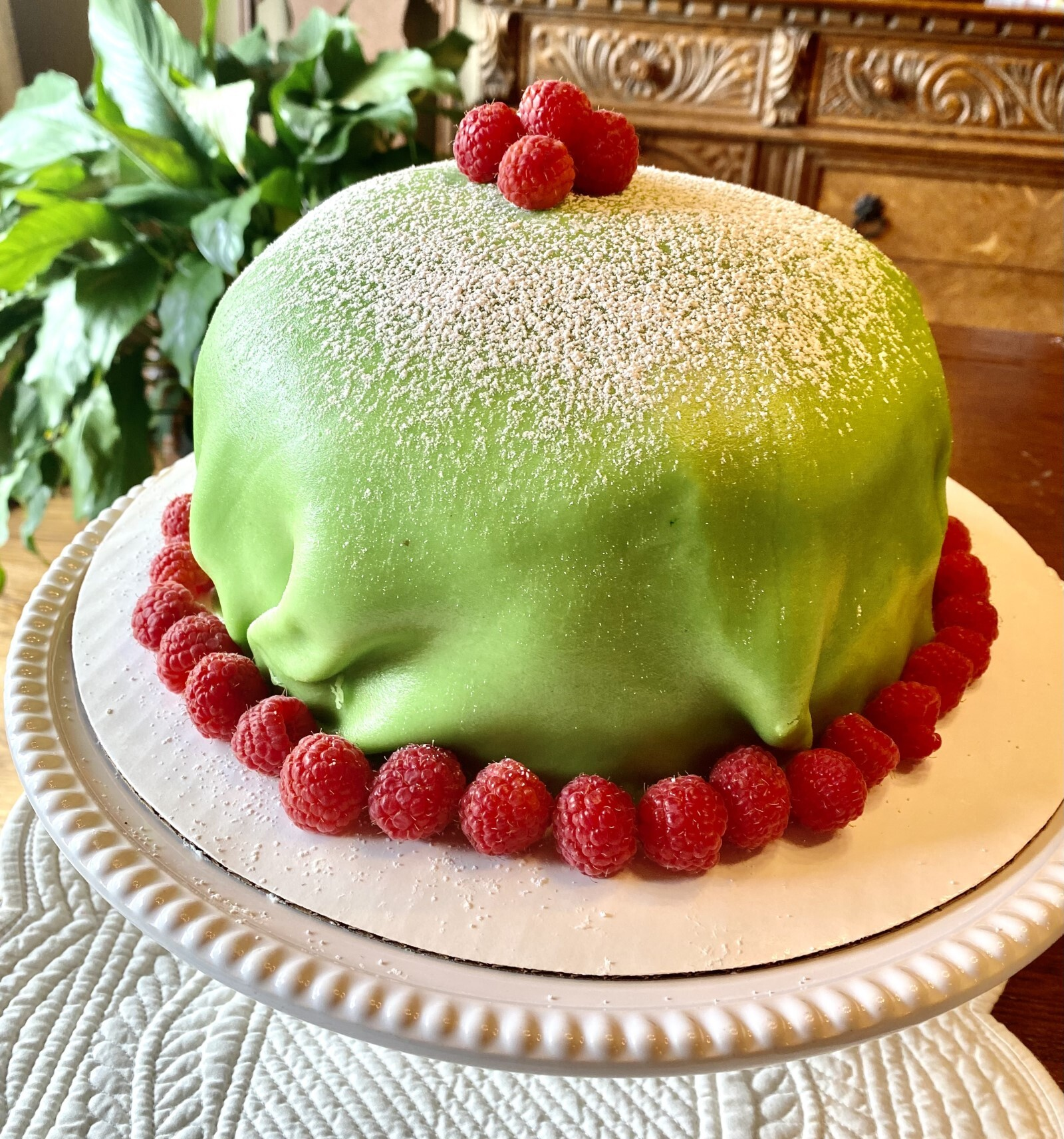 Prinsesstårta (Swedish Princess Cake) Trusted Brands