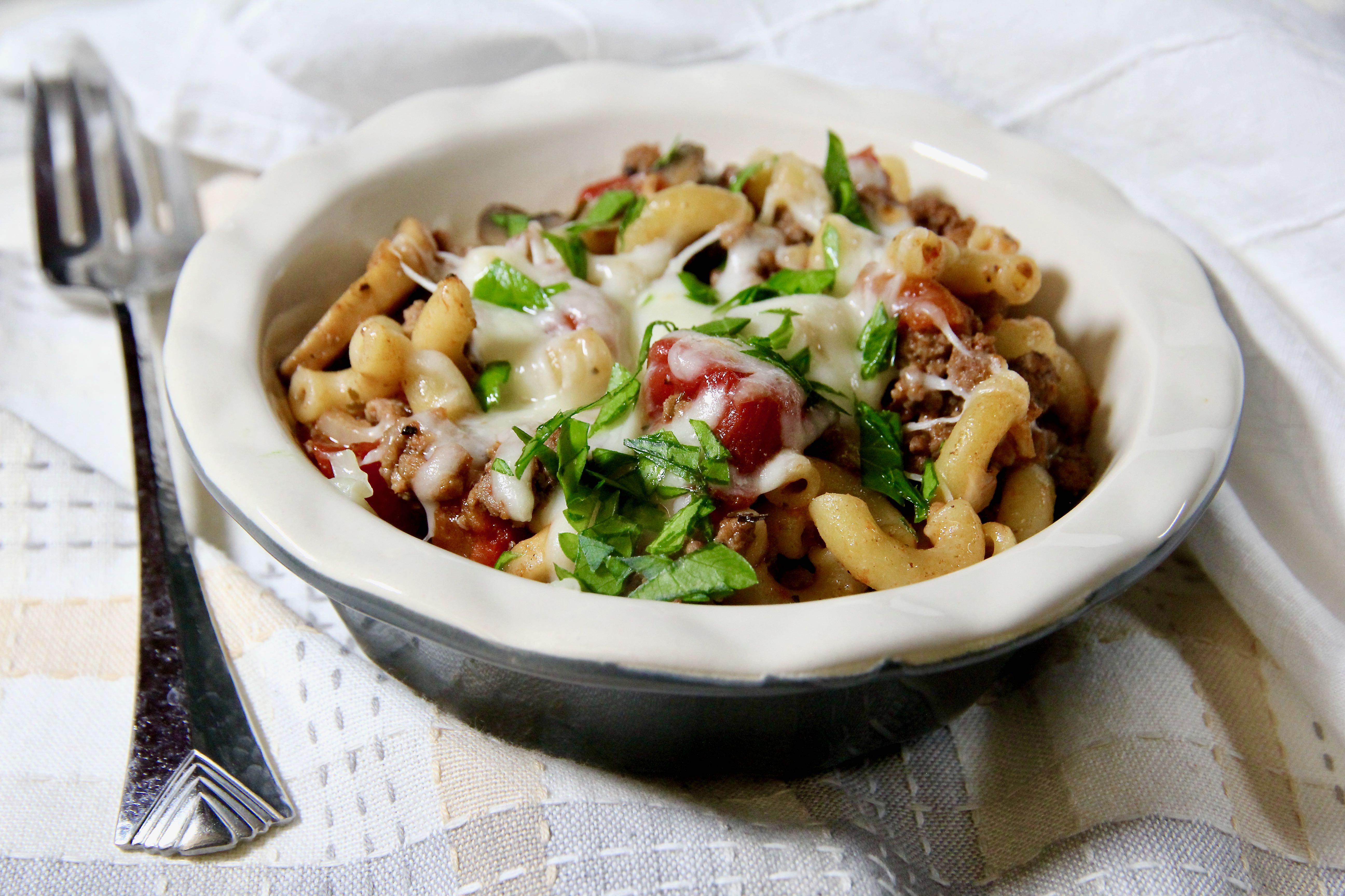 Souper Skillet Pasta image