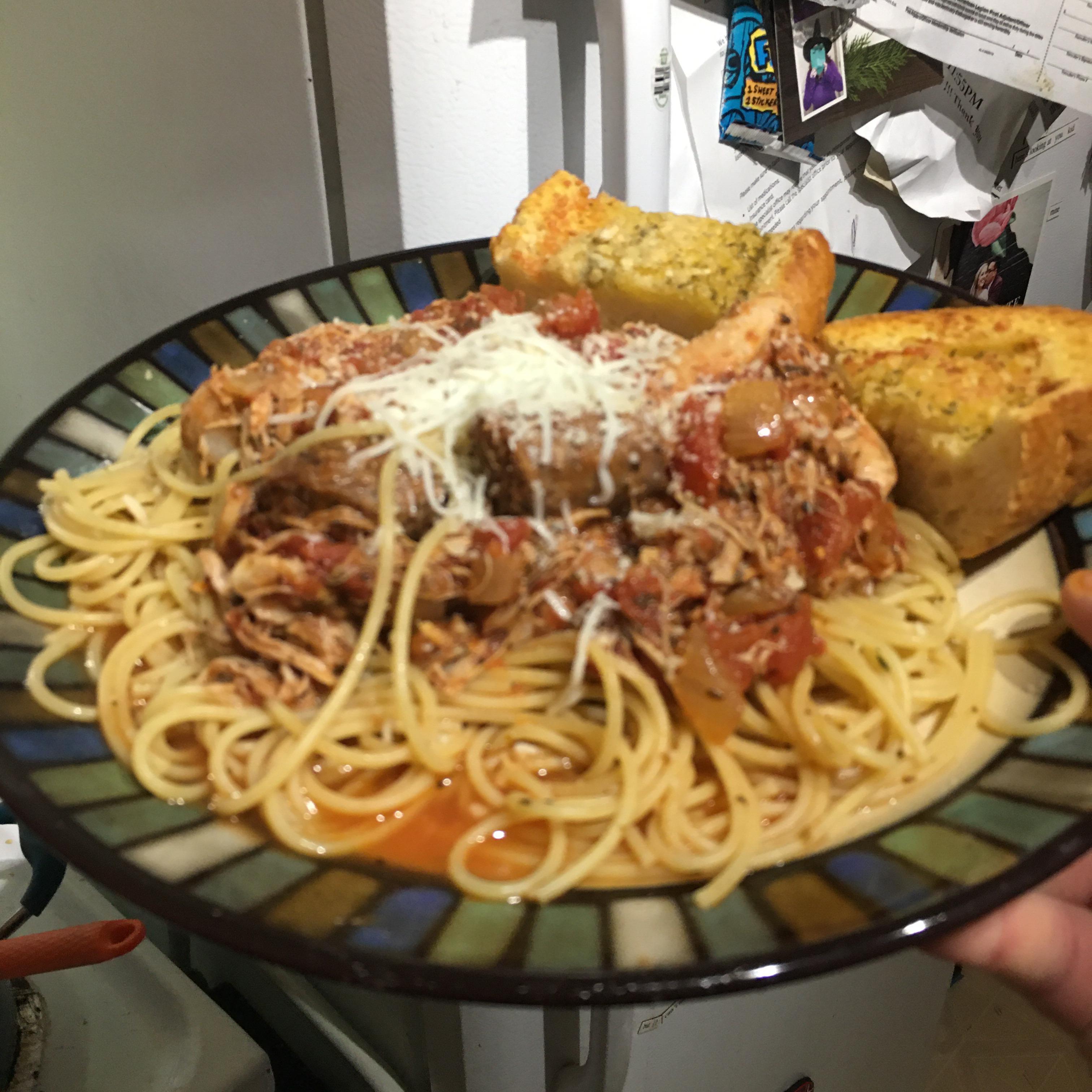 Chef John's Sunday Pasta Sauce