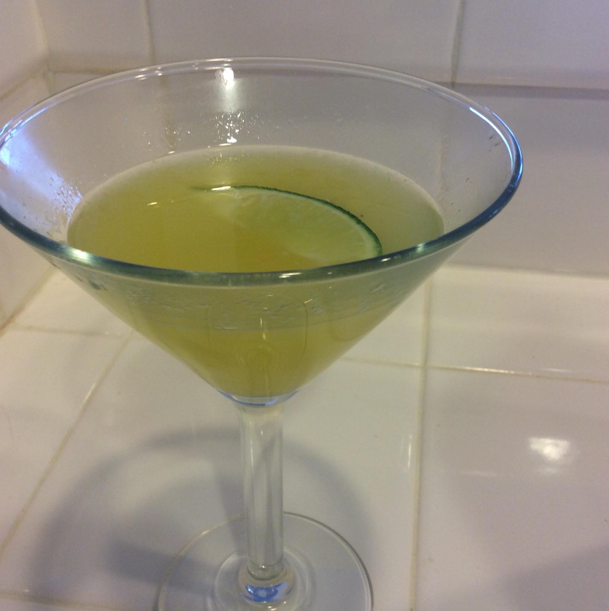 Blood Orange Martini Bonnie W