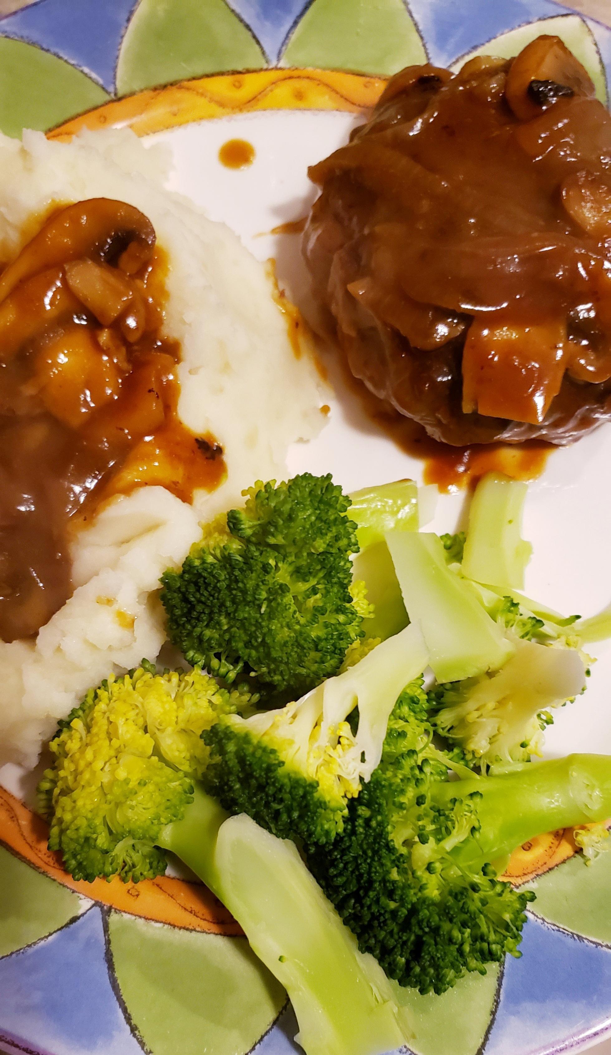 Chef John's Salisbury Steak