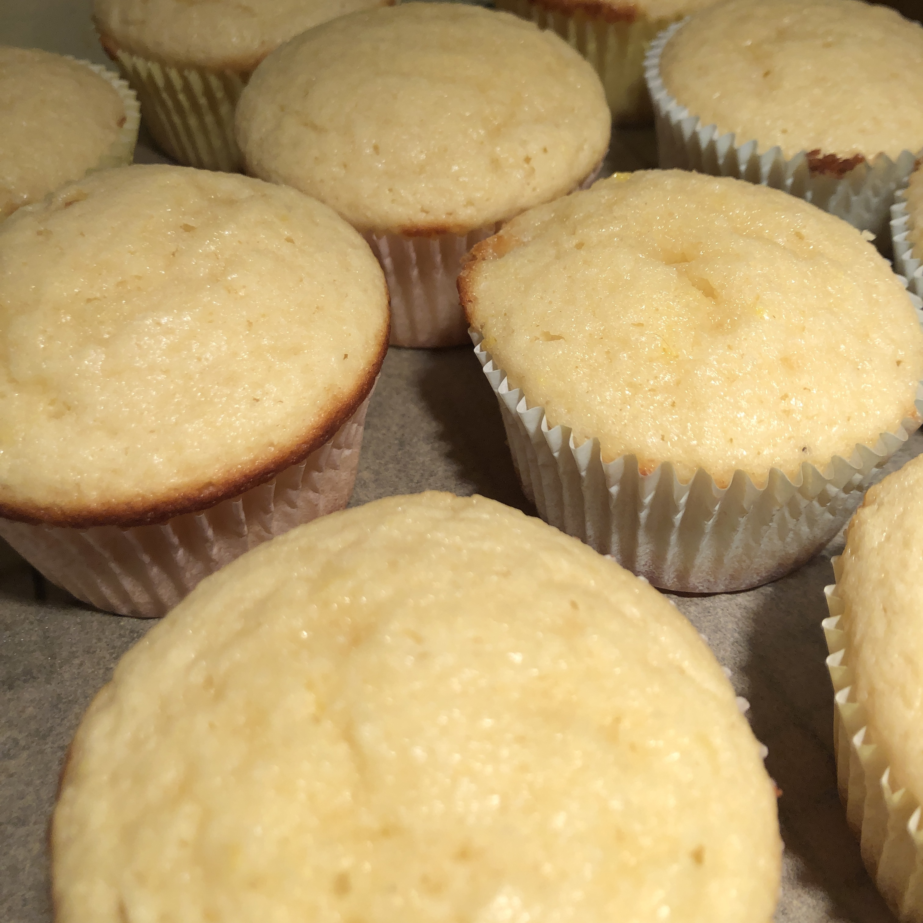 Lemon Cupcakes Jaela Johnson