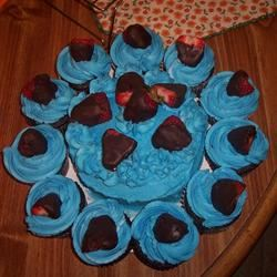 Chocolate Mocha Cake I missygail