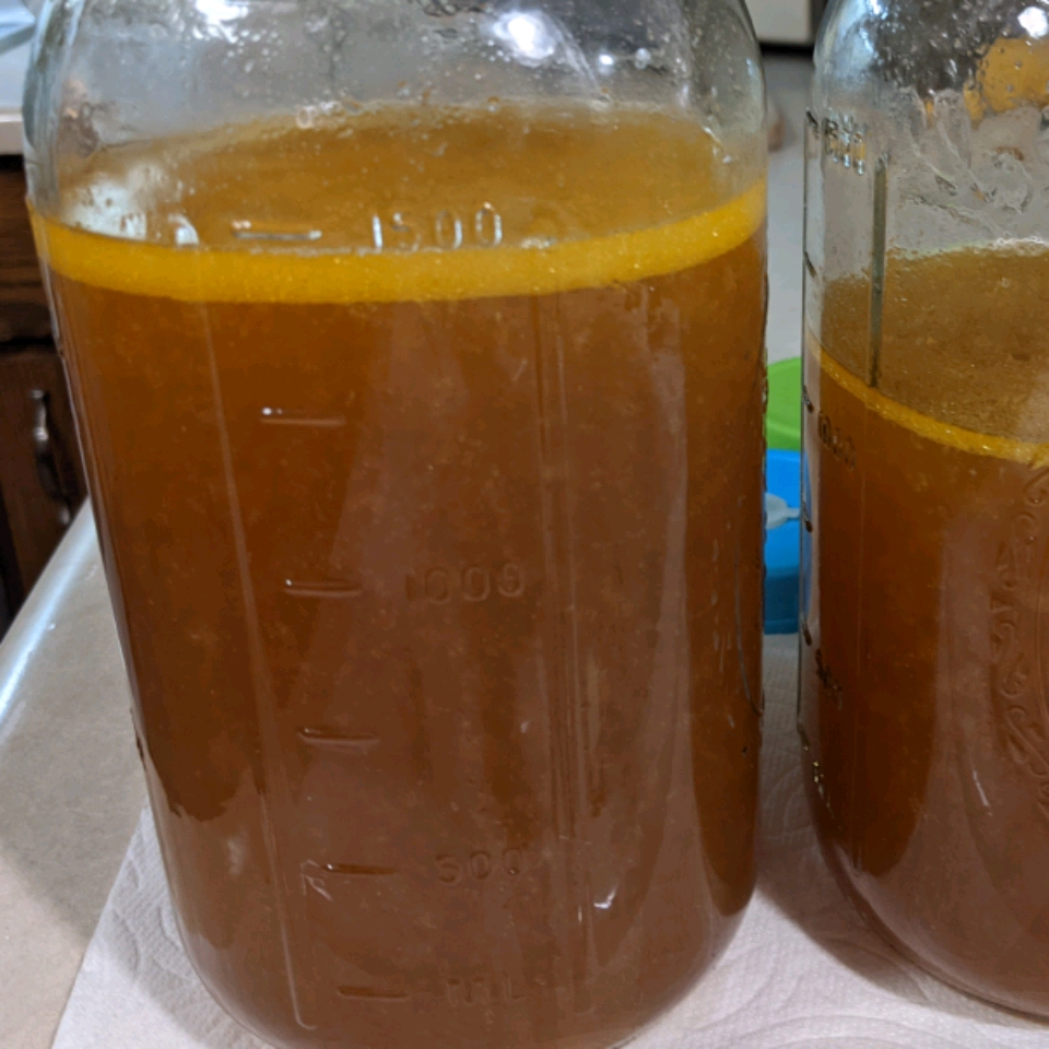 Chef John's Homemade Chicken Stock