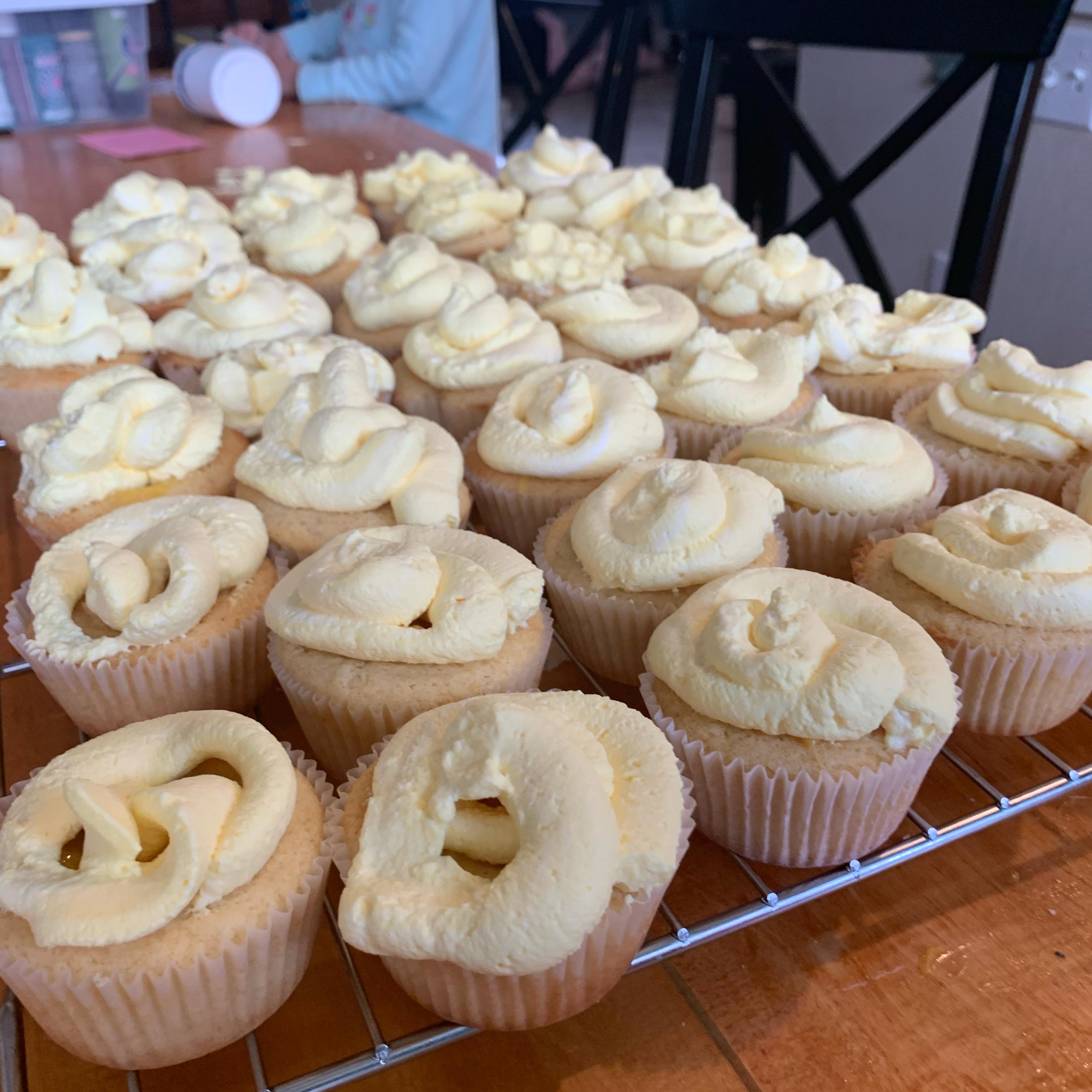 Lemon Cupcakes bersmyname