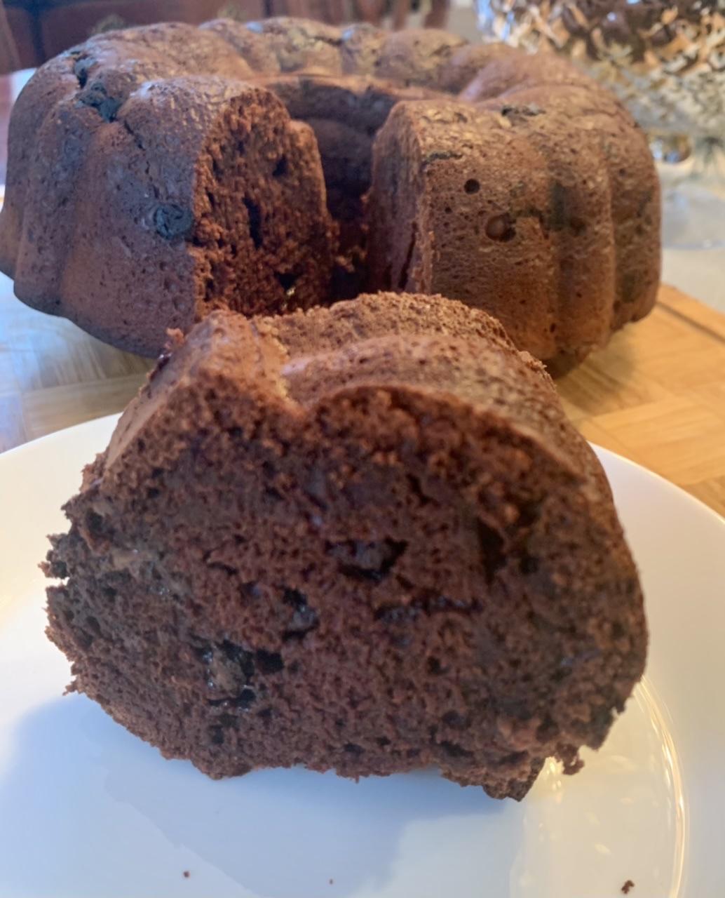 Super Moist Chocolate Bundt® Cake FrackFamily5 CA—>CT