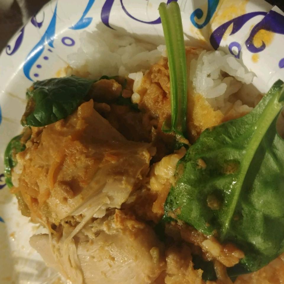 Frank's Favorite Slow-Cooker Thai Chicken