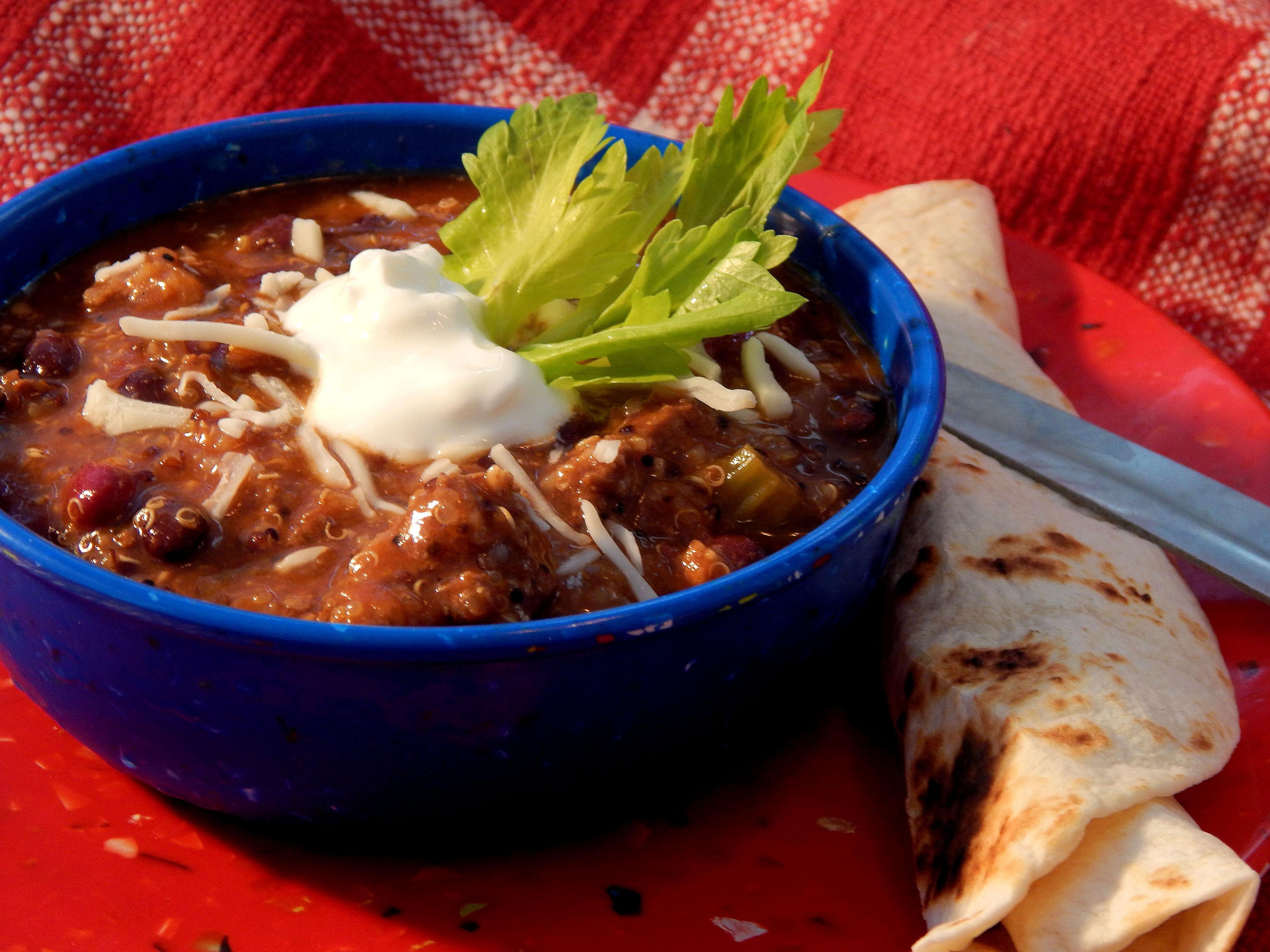 Slow Cooker 3 Bean Chili Recipe Allrecipes