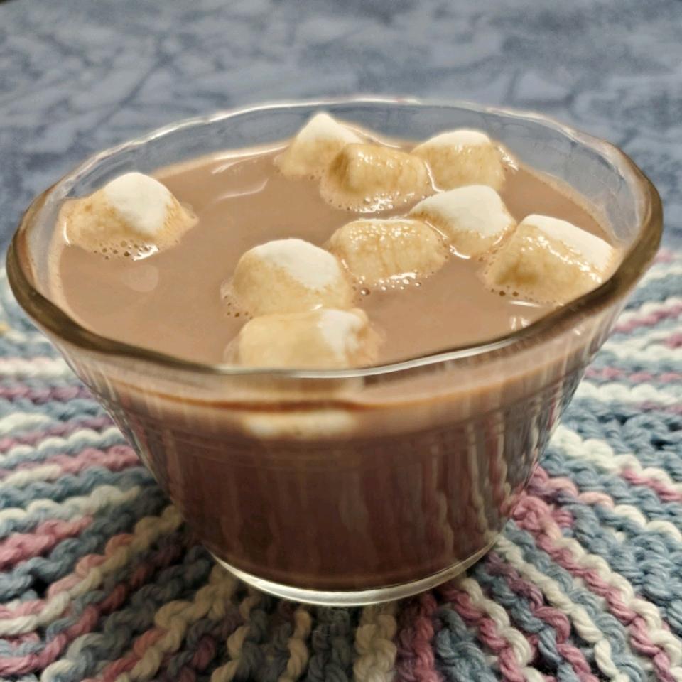 Chocolate Lover's Hot Chocolate Faith N