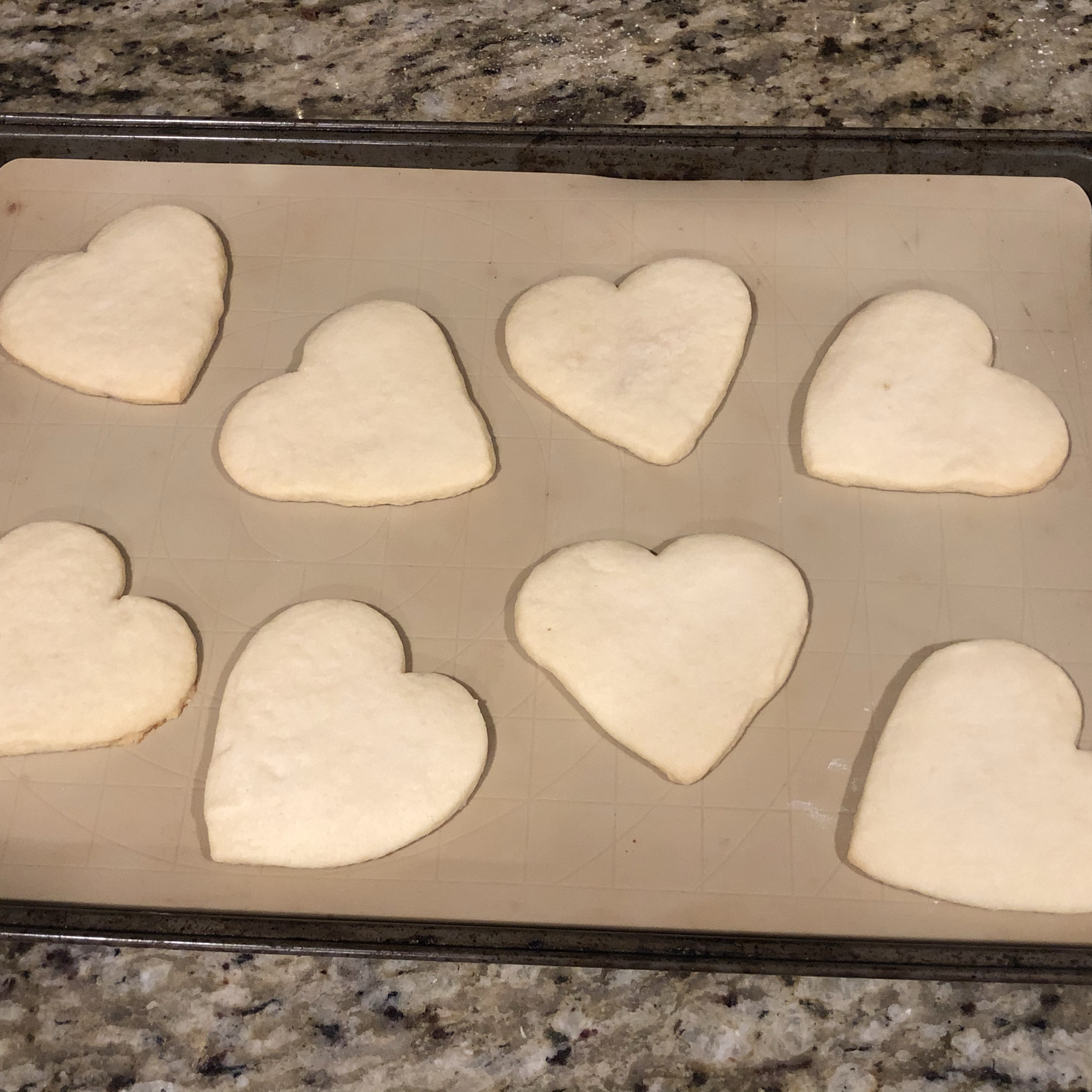 Shortbread Cookies II juice107
