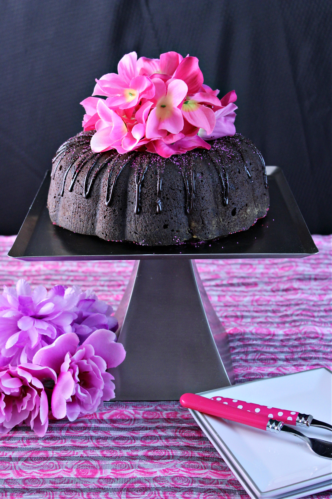 Super Moist Chocolate Bundt® Cake