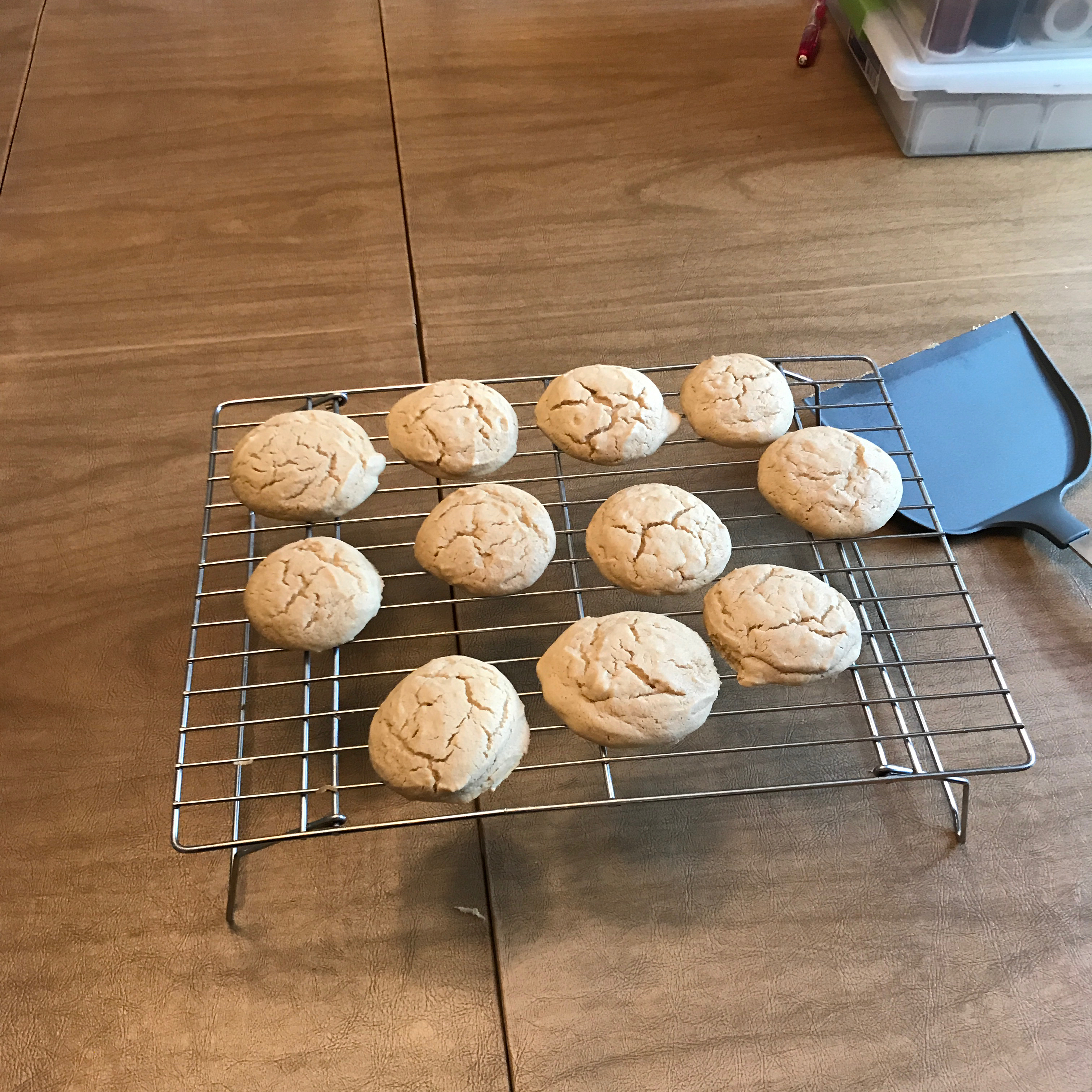 Sour Cream Cookies I Art Mckinley