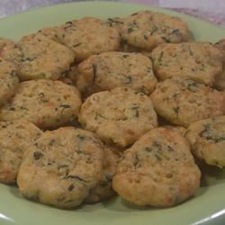 Cheese and Chive Crisps