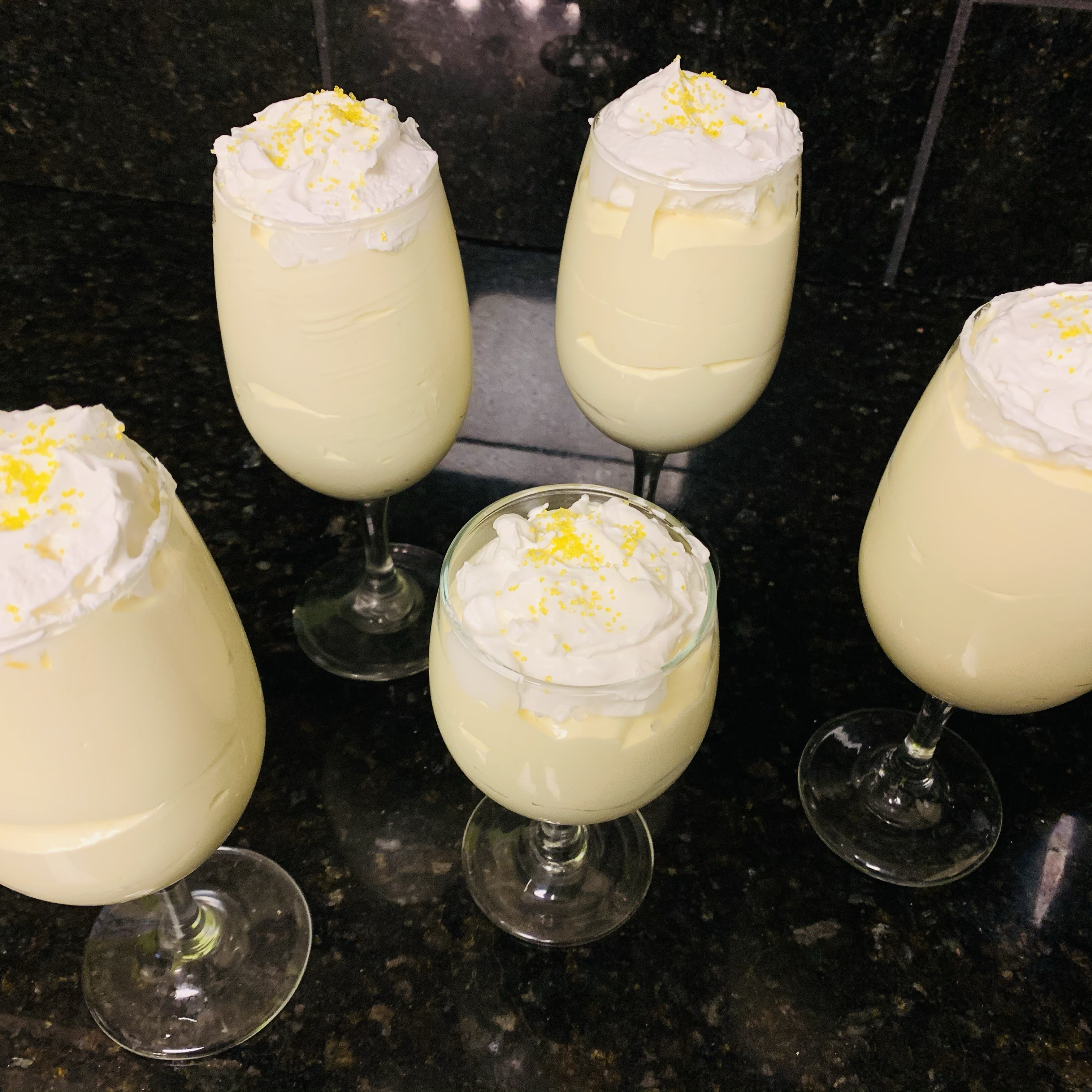 Ida's Lemon Mousse