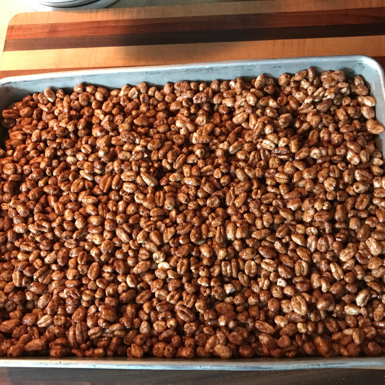 Easy Puffed Wheat Cake Peg K.