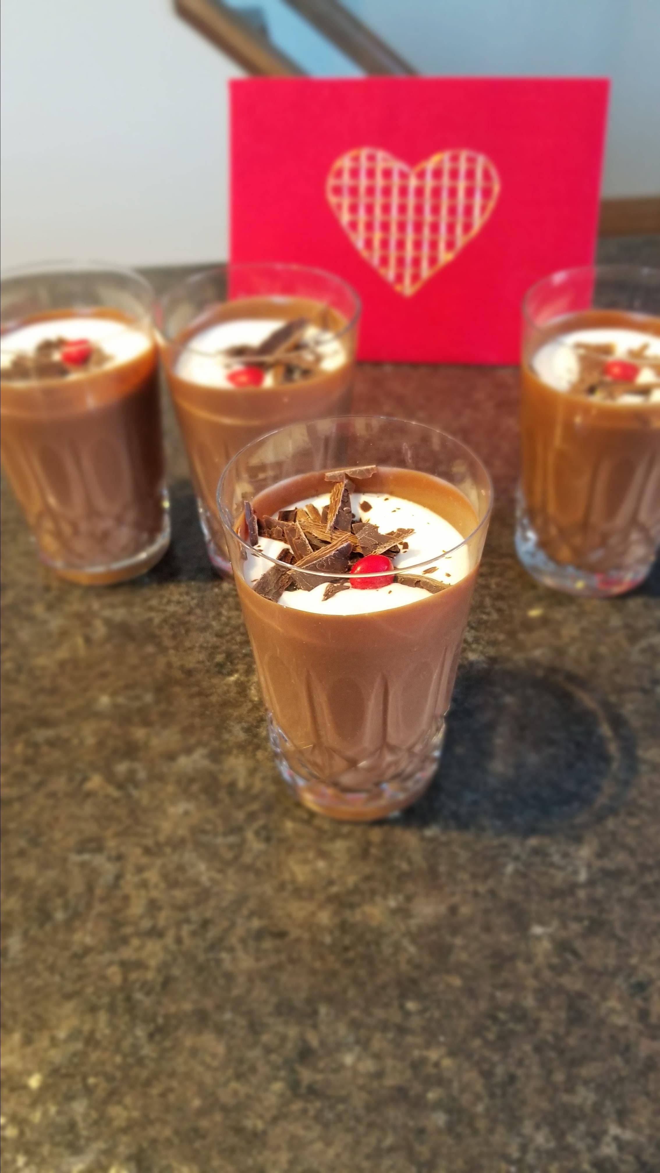 Chocolate Puddino Sharyl