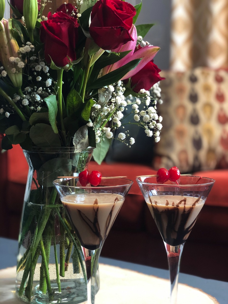 Chocolate Martinis For Two KZrod