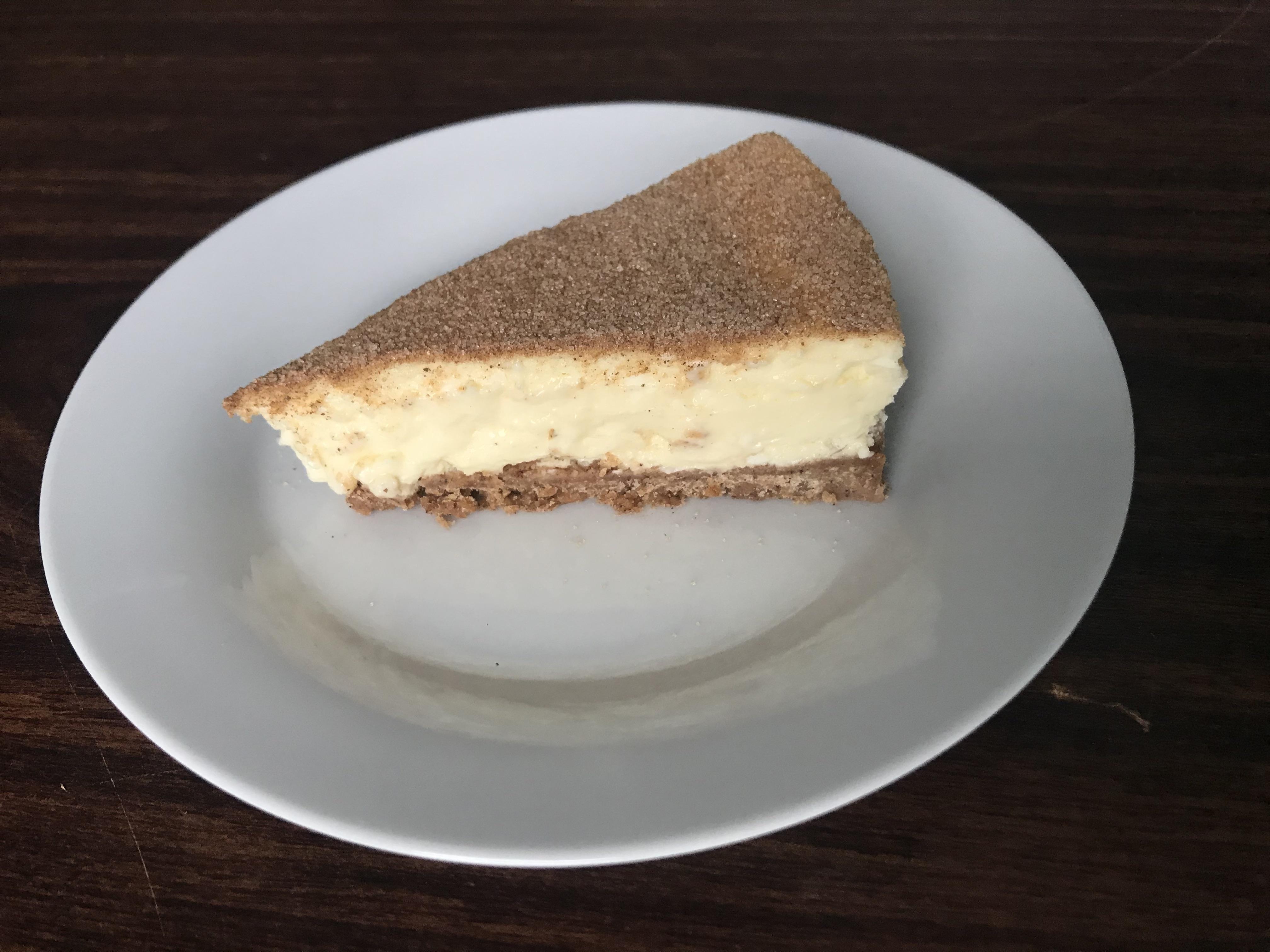 Snickerdoodle Cheesecake AllrecipesPhoto