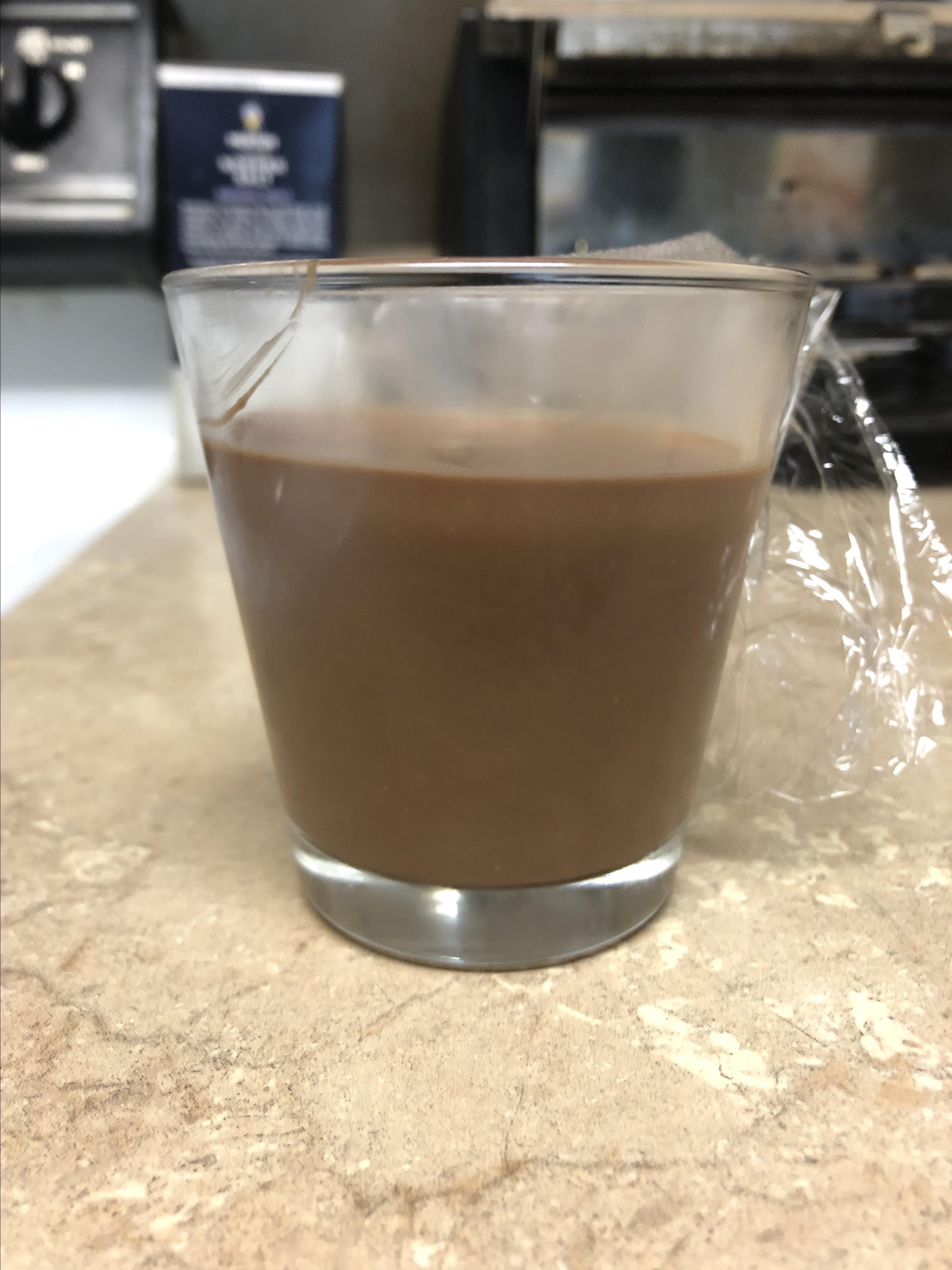 Chocolate Puddino