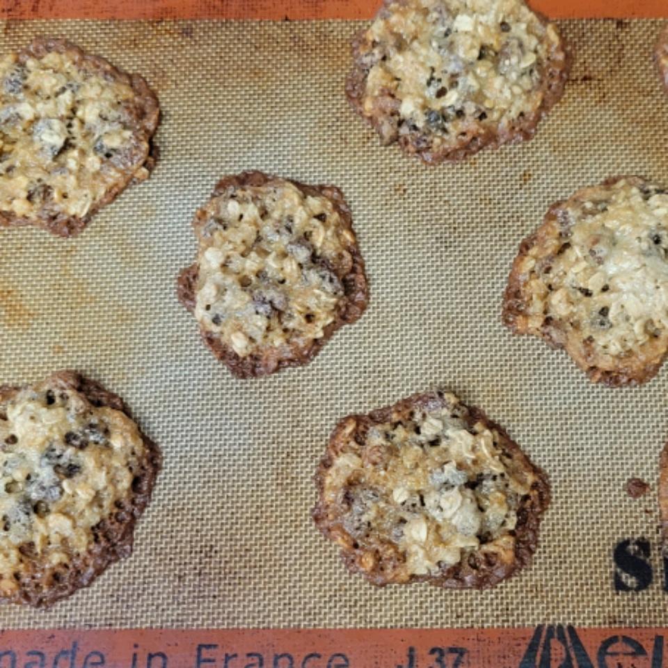Oatmeal Raisin Cookies VII