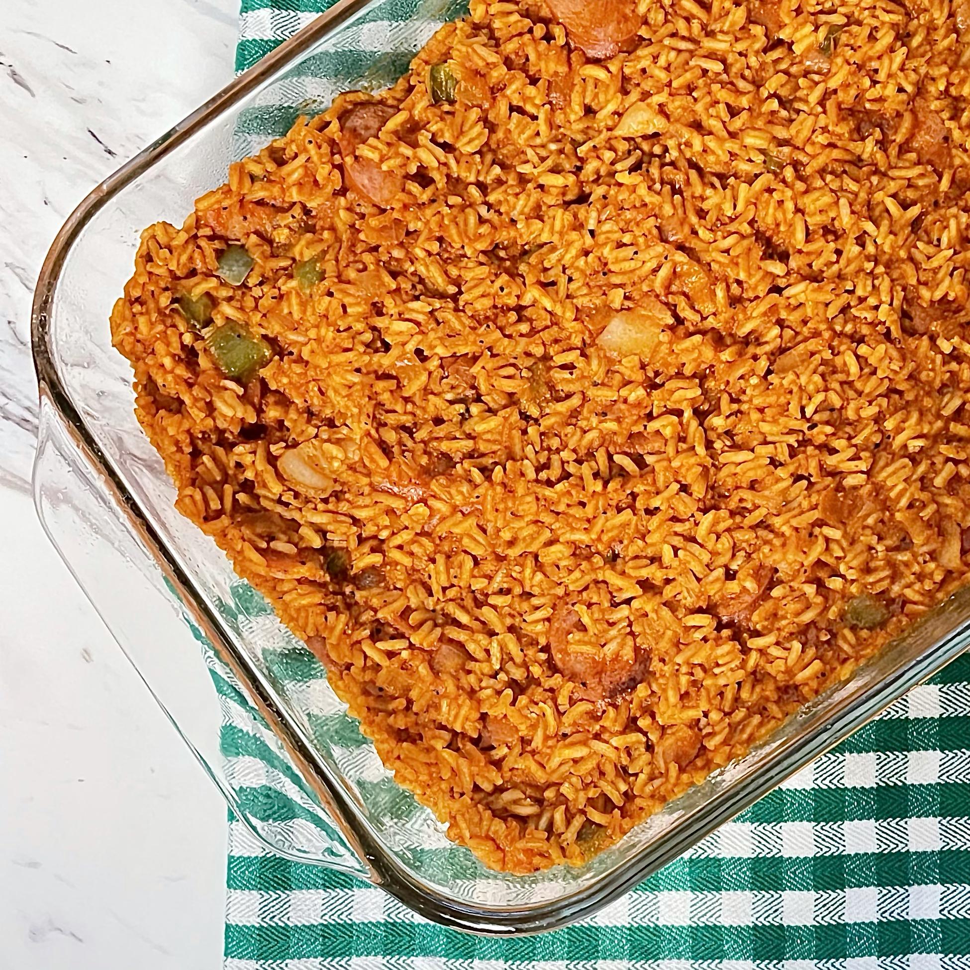 Gullah Red Rice