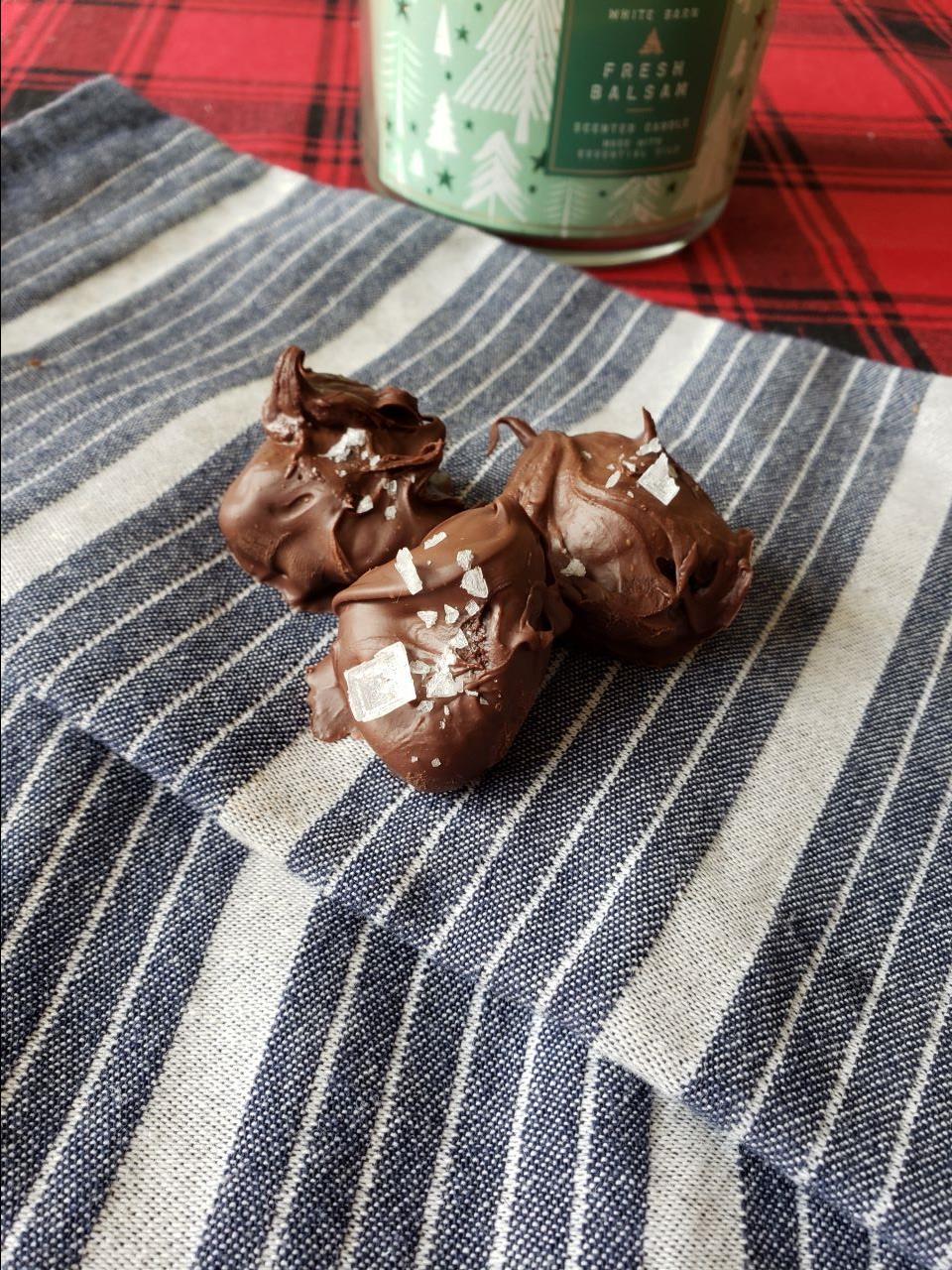 Addictive Chocolate Truffles