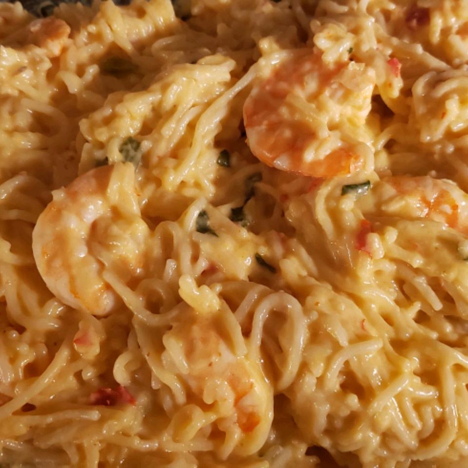 Instant Pot® Bang Bang Shrimp Pasta CHOADIE
