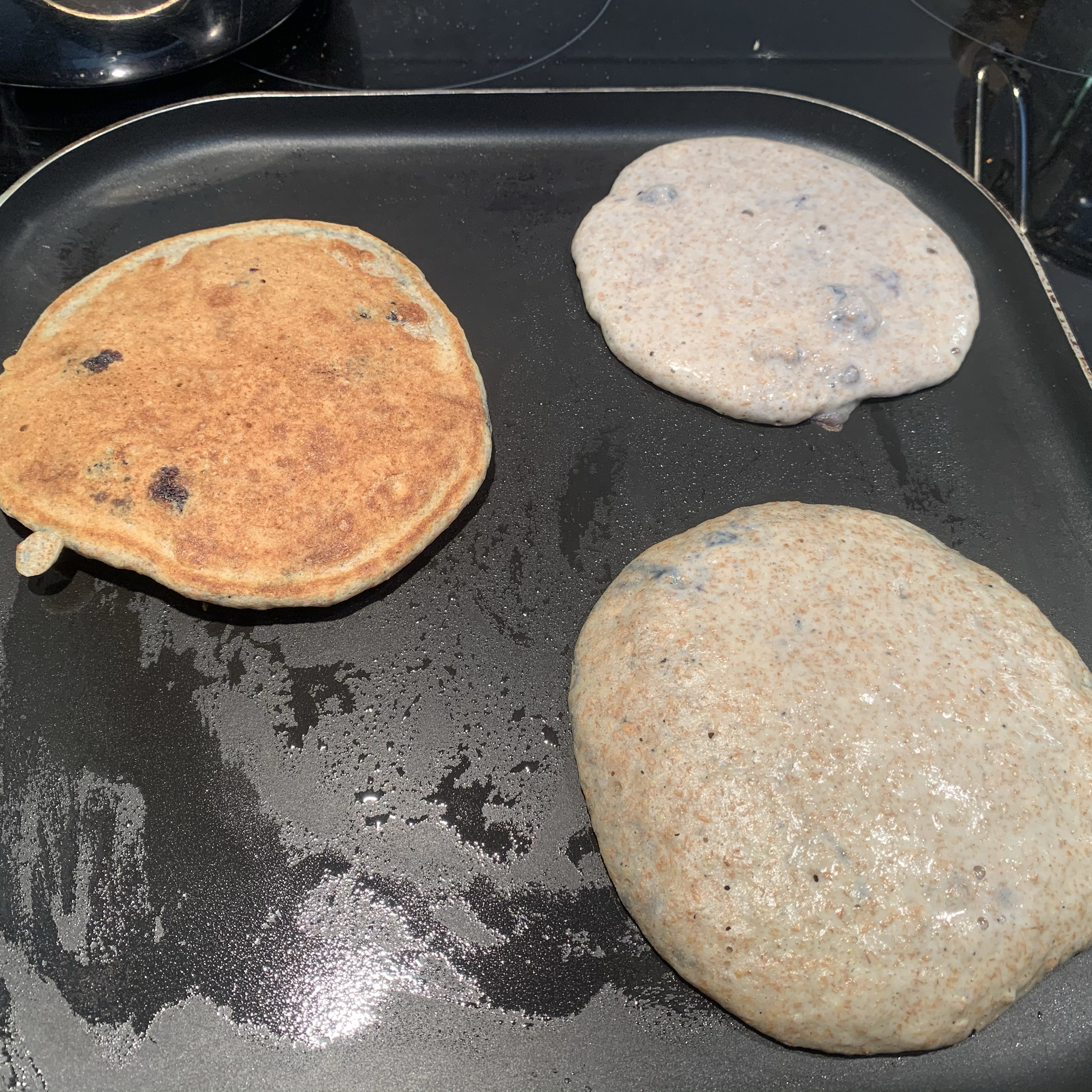 100% Whole Wheat Pancakes Omar Amador