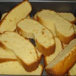 Yellow Pound Cake rayshauna