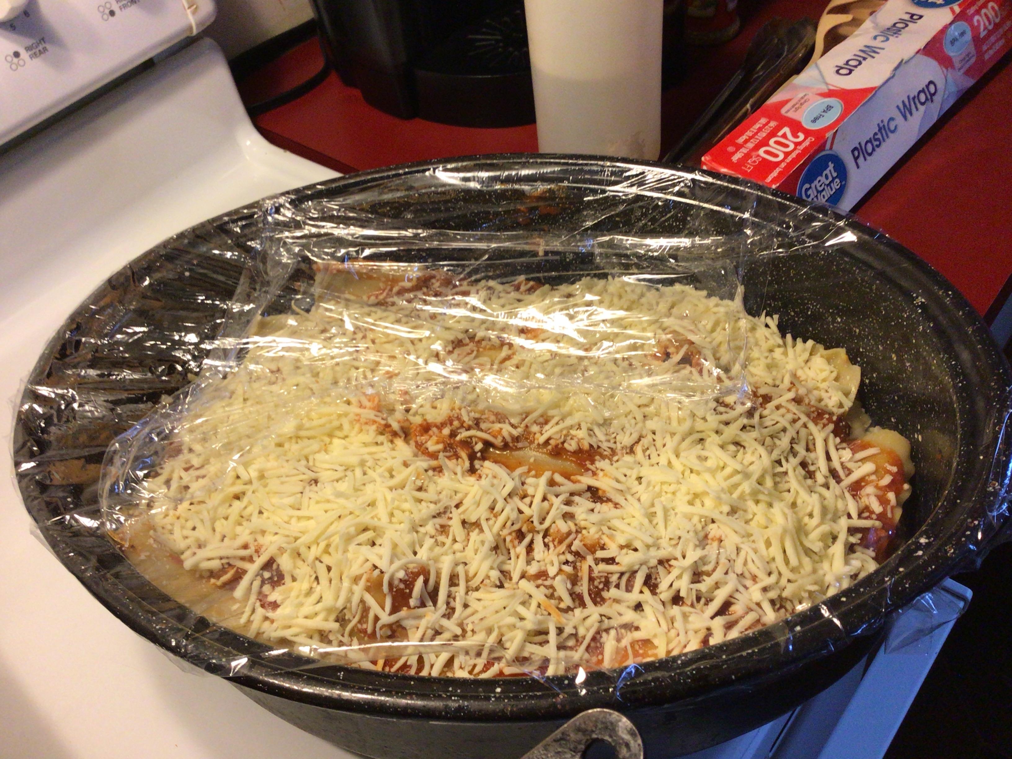 Italian Lasagna Jackita