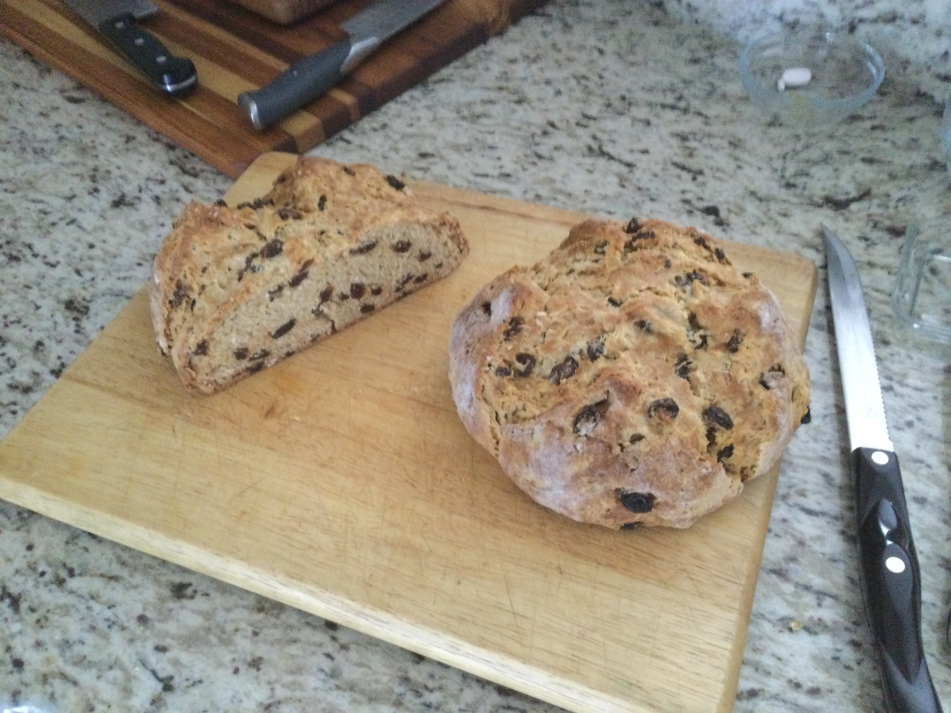Chef John's Irish Soda Bread