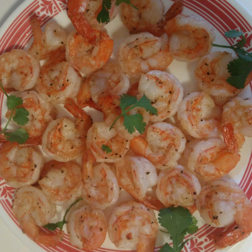 Deep-Fried Salt and Pepper Shrimp Lorrie Ann Oyer