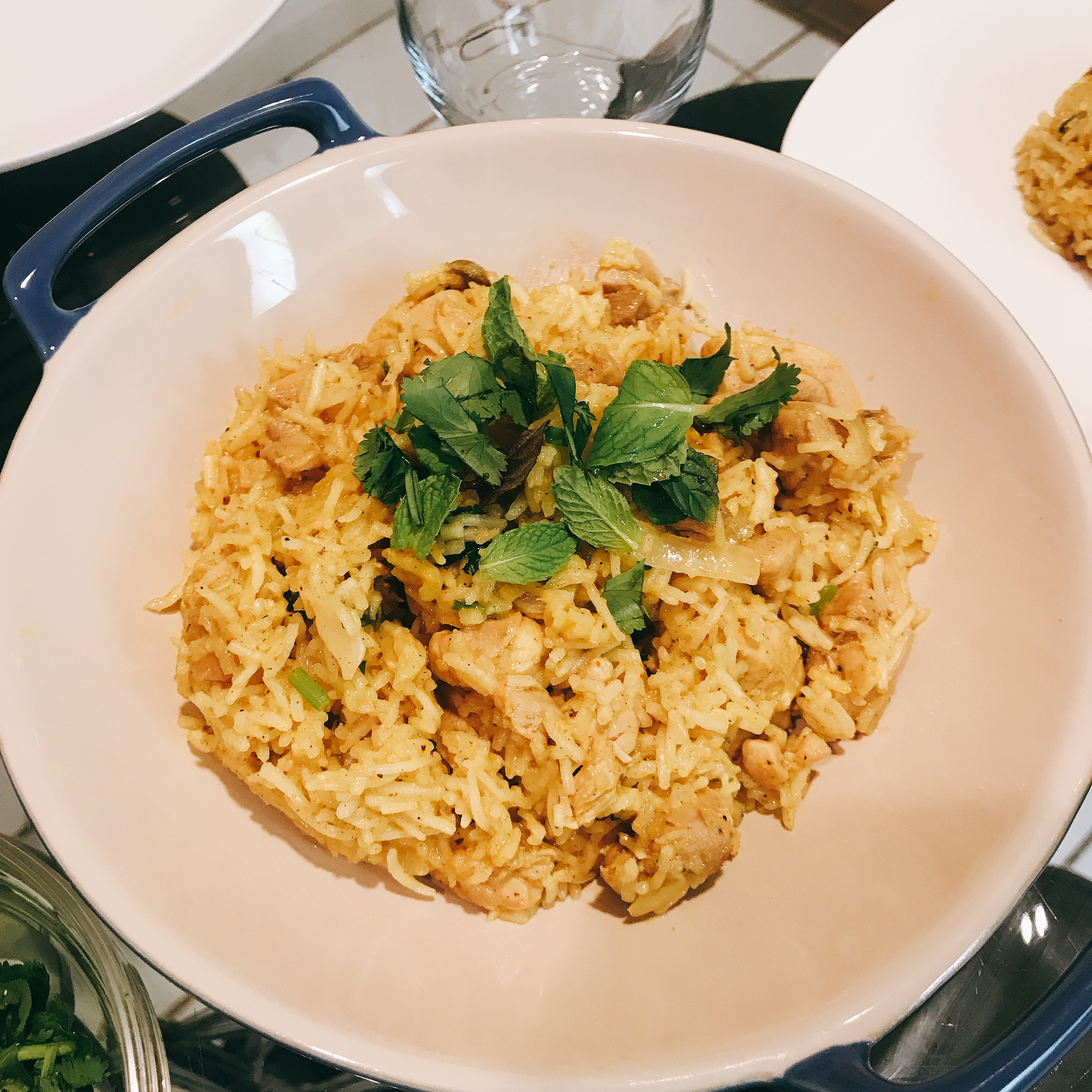 Instant Pot® Chicken Biryani Bukopop