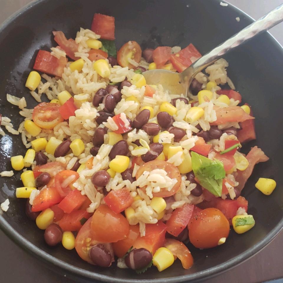 Black Bean and Rice Salad cilla3232