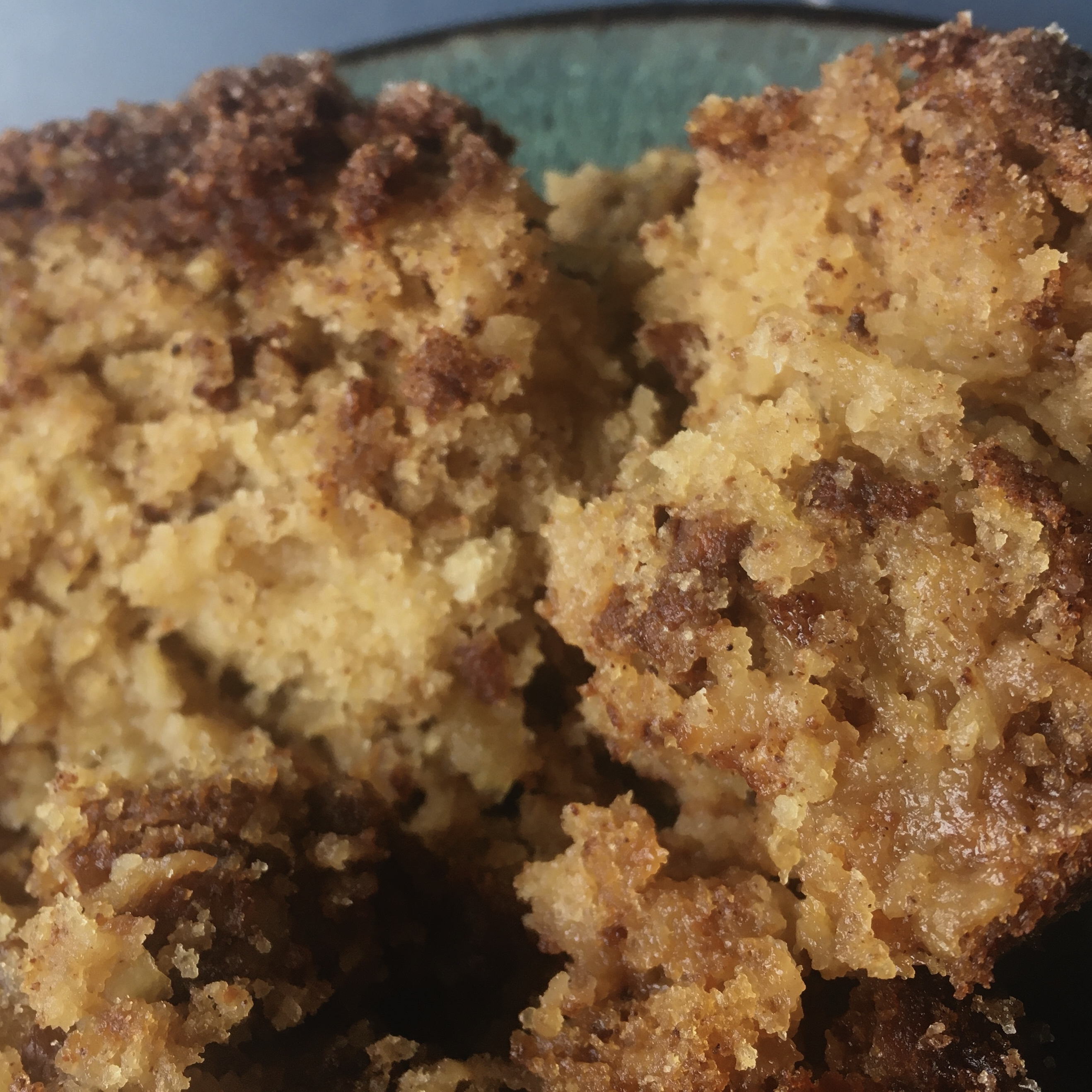 Apple Bread with Double Streusel FlyingSpork