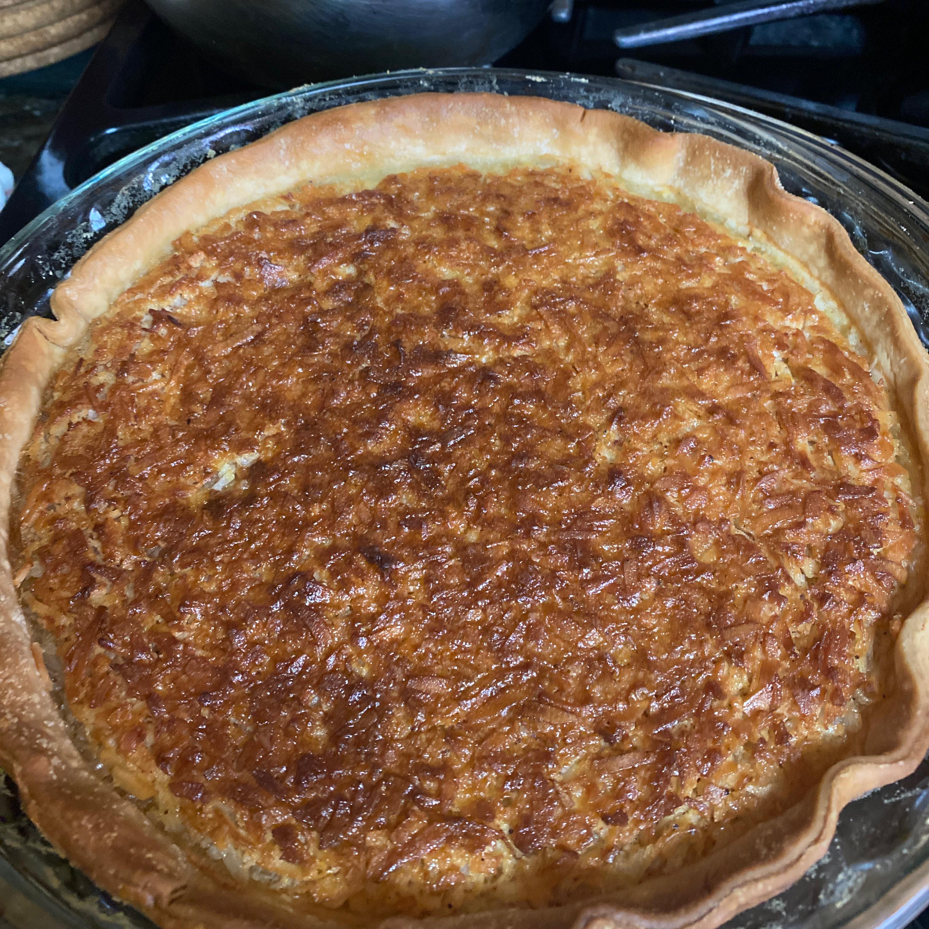 Coconut Cream Pie III Alma Brown