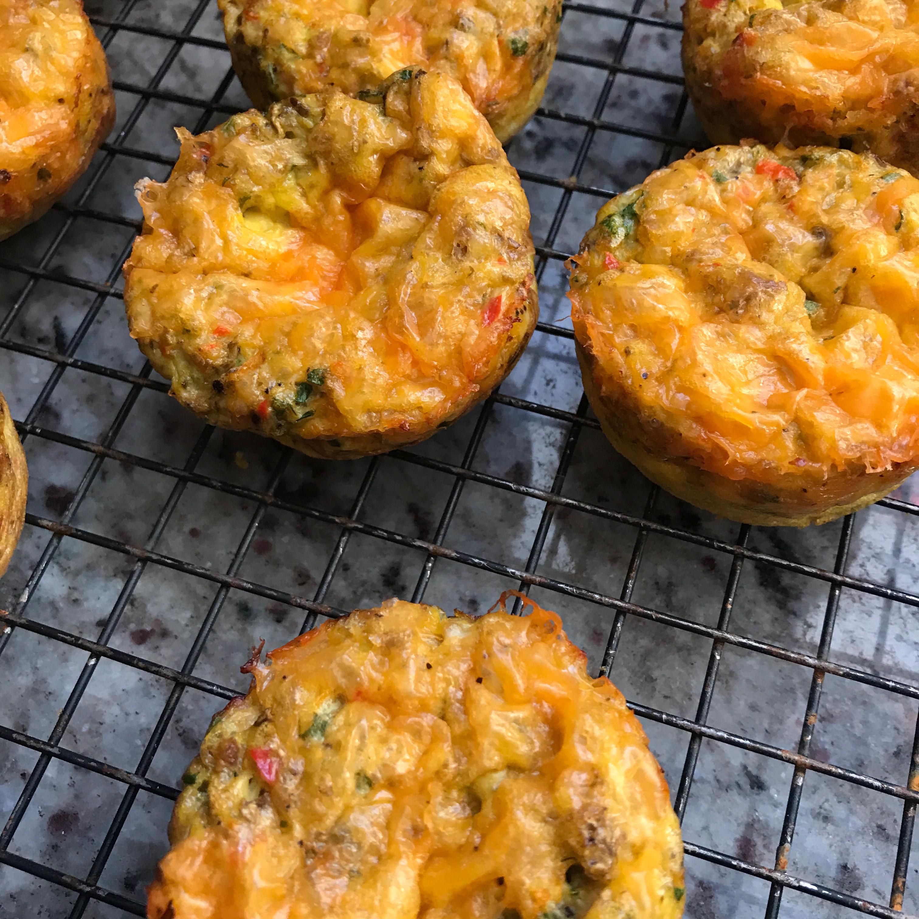 Easy Breakfast Egg Muffins mrees