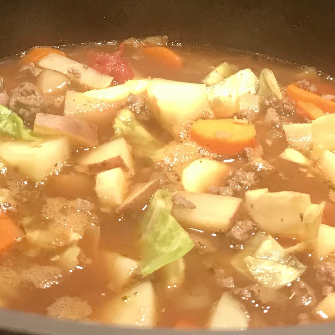 Excellent Venison Soup Linda S