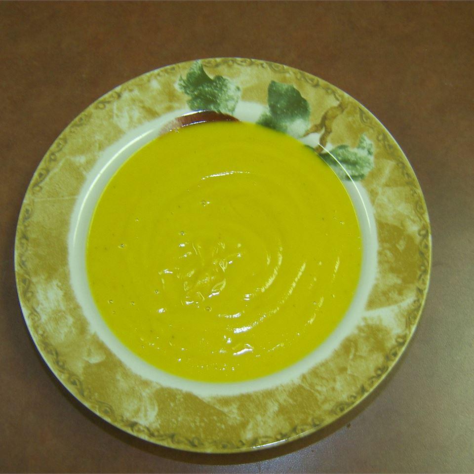 Best Butternut Squash Soup Ever
