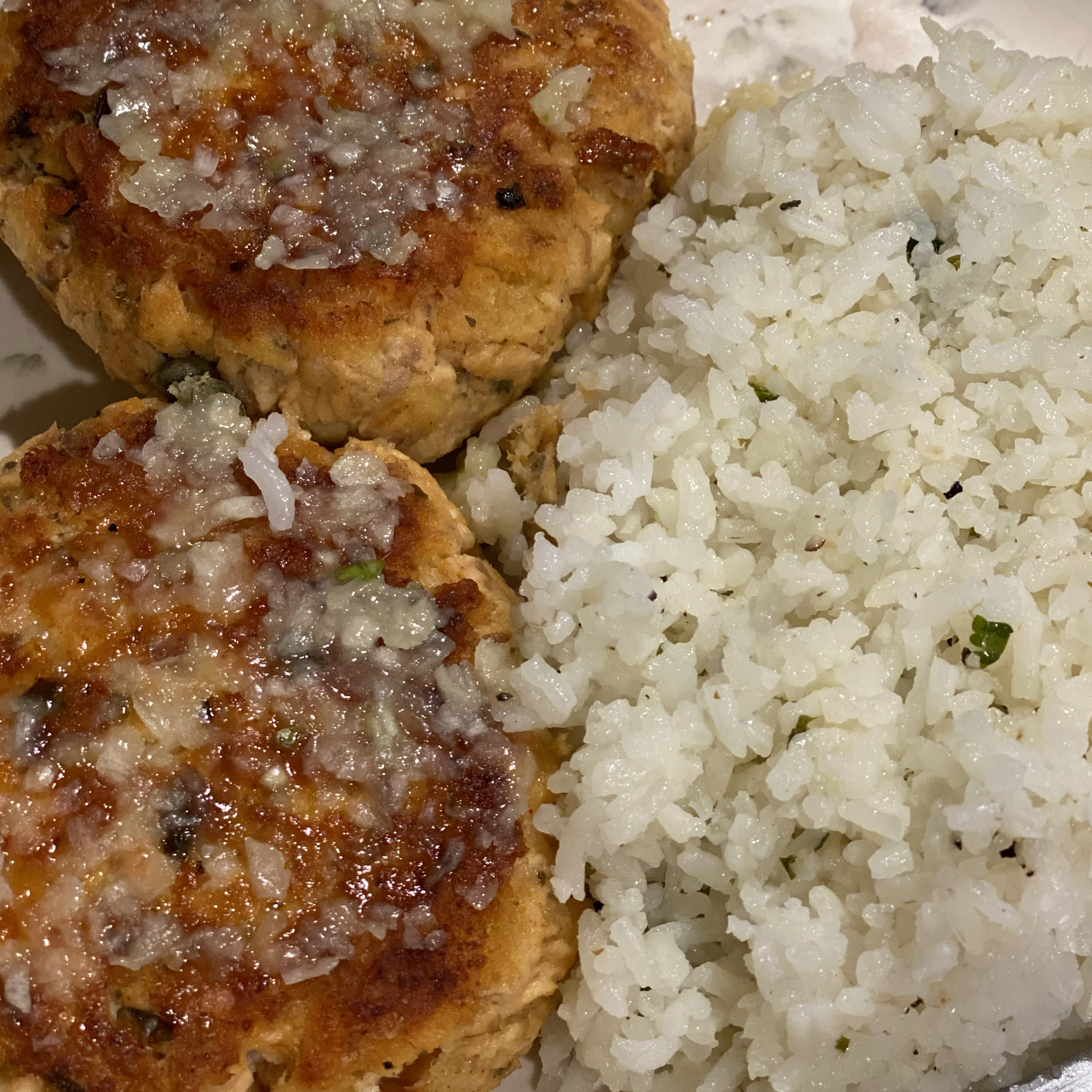 Chef John's Salmon Cakes