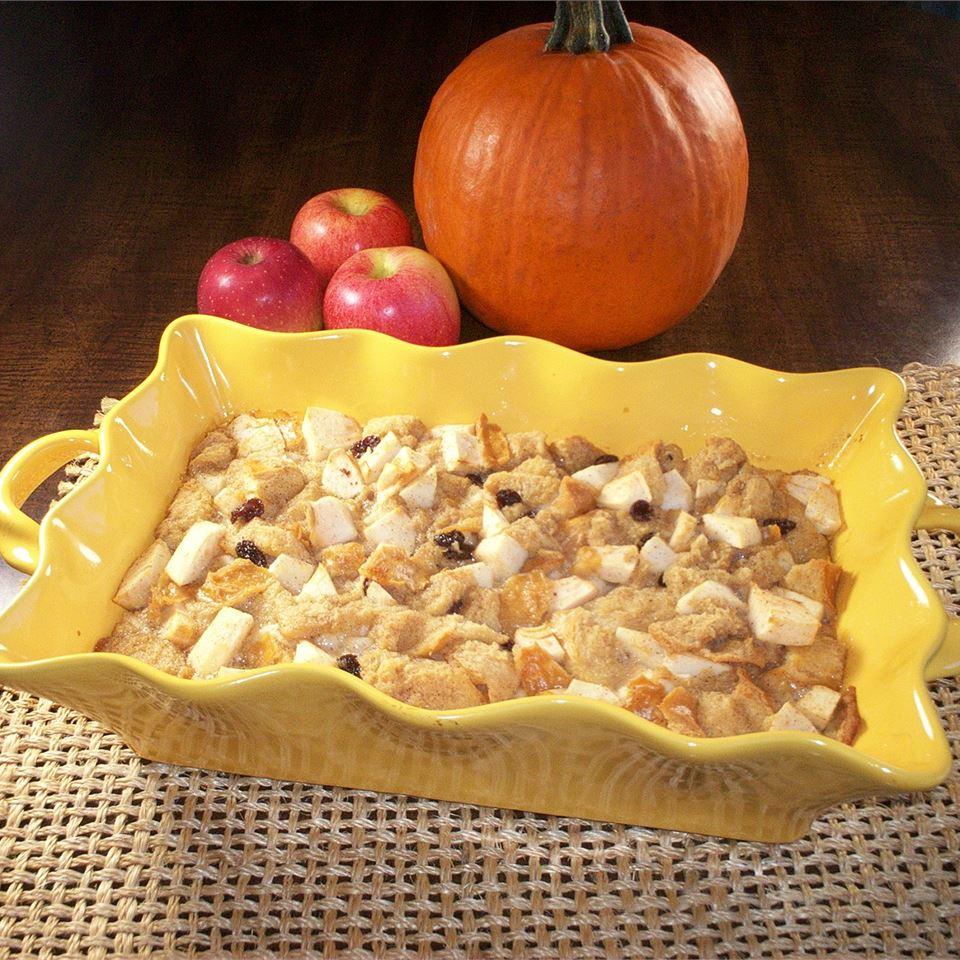 Gramma's Apple Bread Pudding Deb C