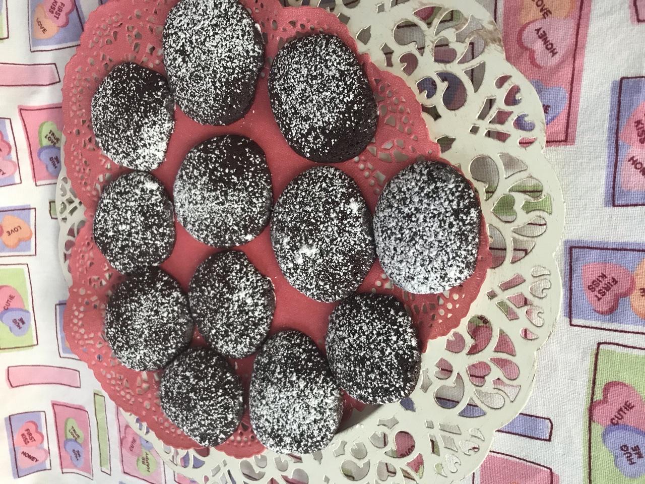 Chocolate Crisps Tina