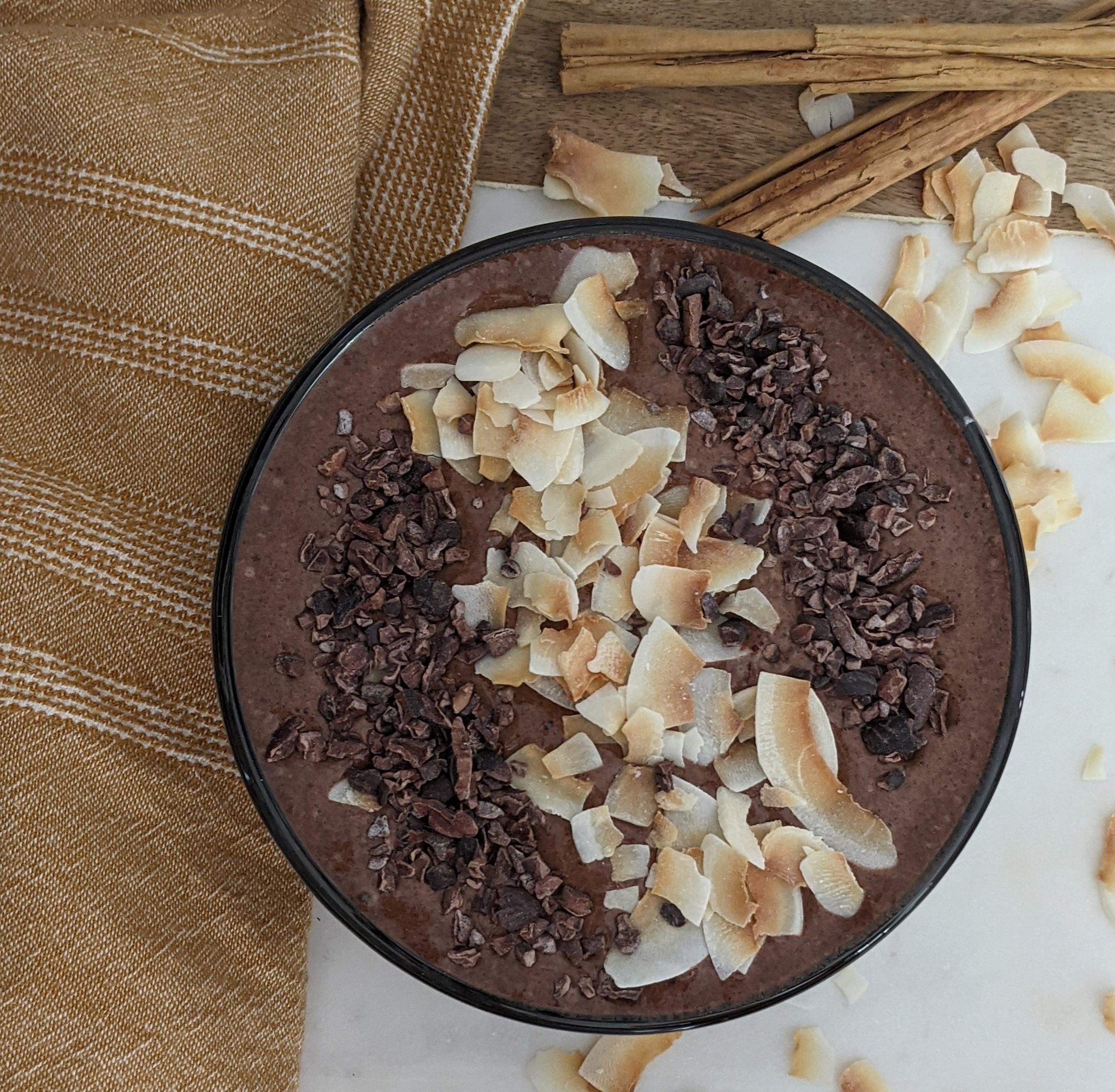 Chocolate Gelato Danielle Stadelman RDN
