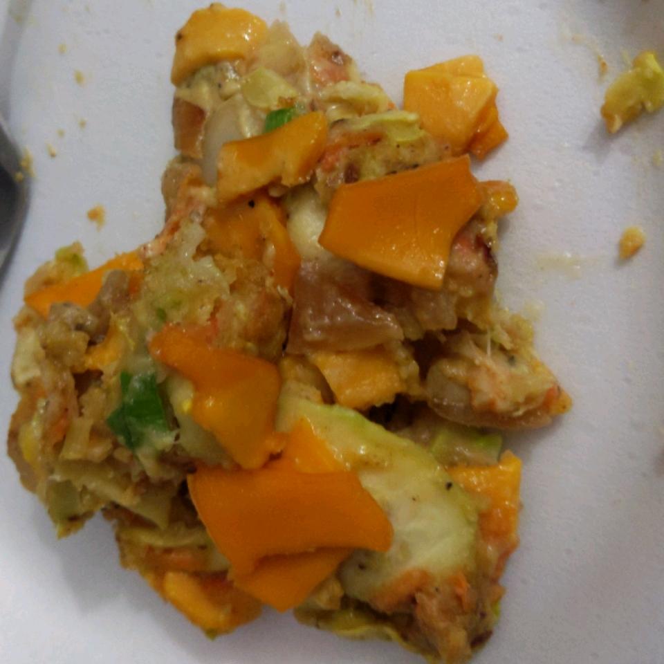 Vegetable Quiche Kblaber